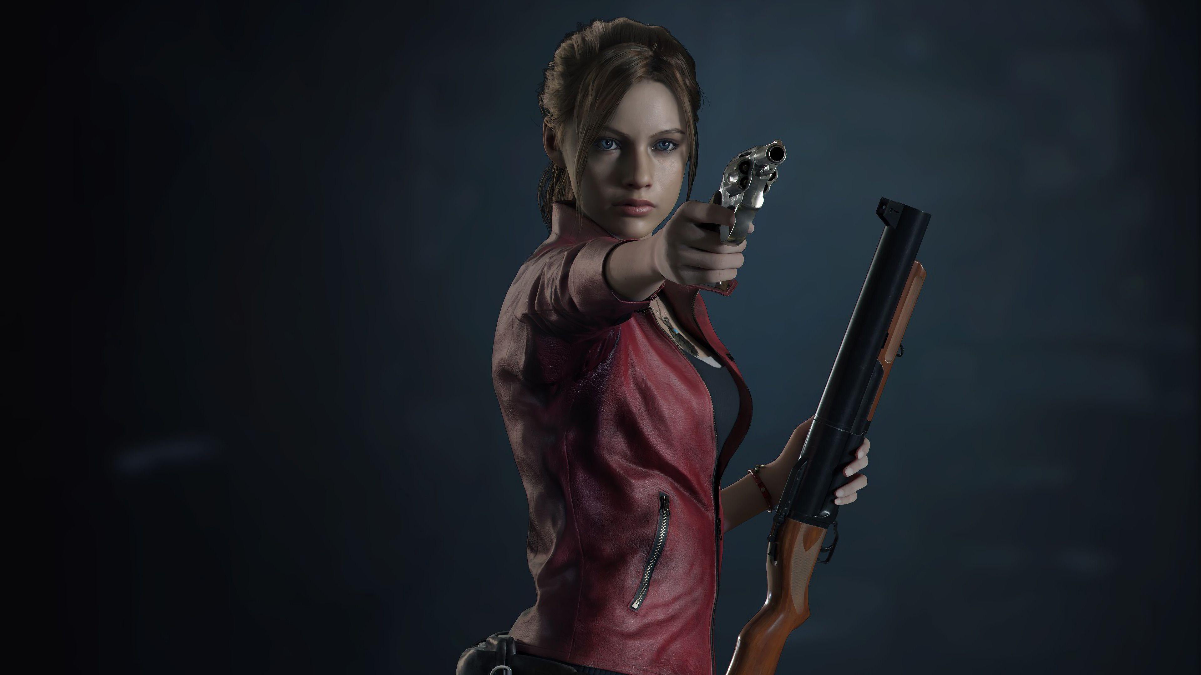 Resident Evil: Sony confirma un estreno del reboot de la saga para el 3 de septiembreImage result for claire redfield