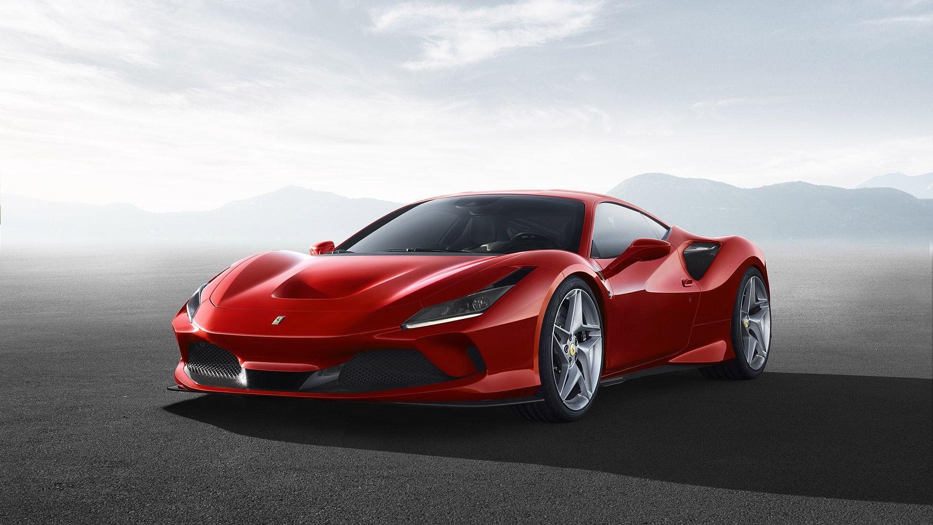 Ferrari F8 Tributo Wallpapers Top Free Ferrari F8 Tributo Backgrounds Wallpaperaccess