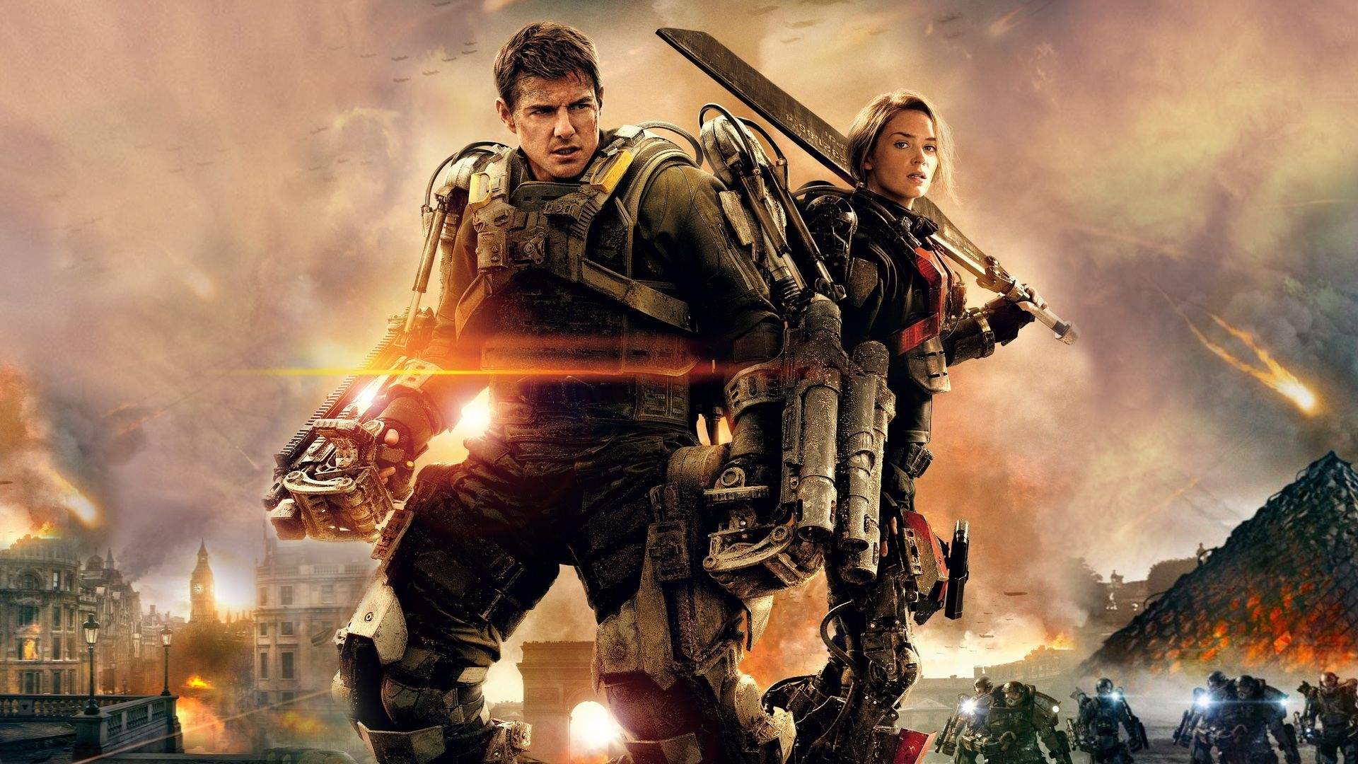 Edge Of Tomorrow Wallpapers Top Free Edge Of Tomorrow