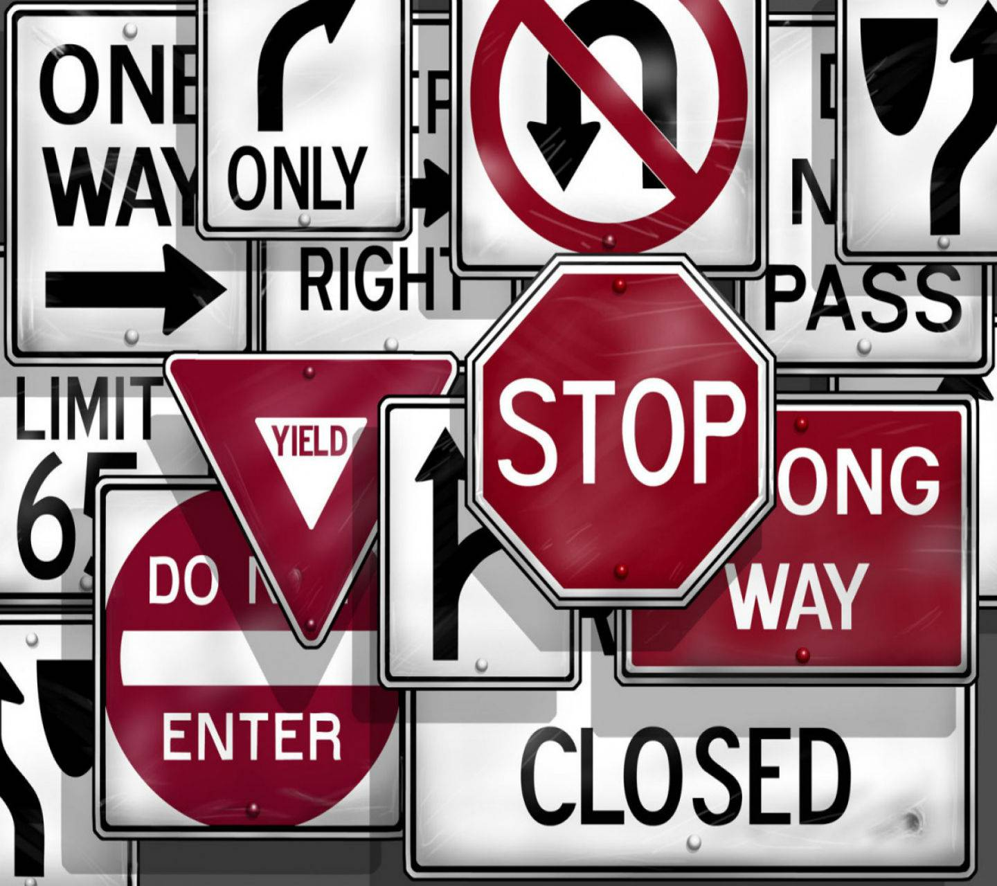 Traffic Signs Wallpapers Top Free Traffic Signs Backgrounds Wallpaperaccess