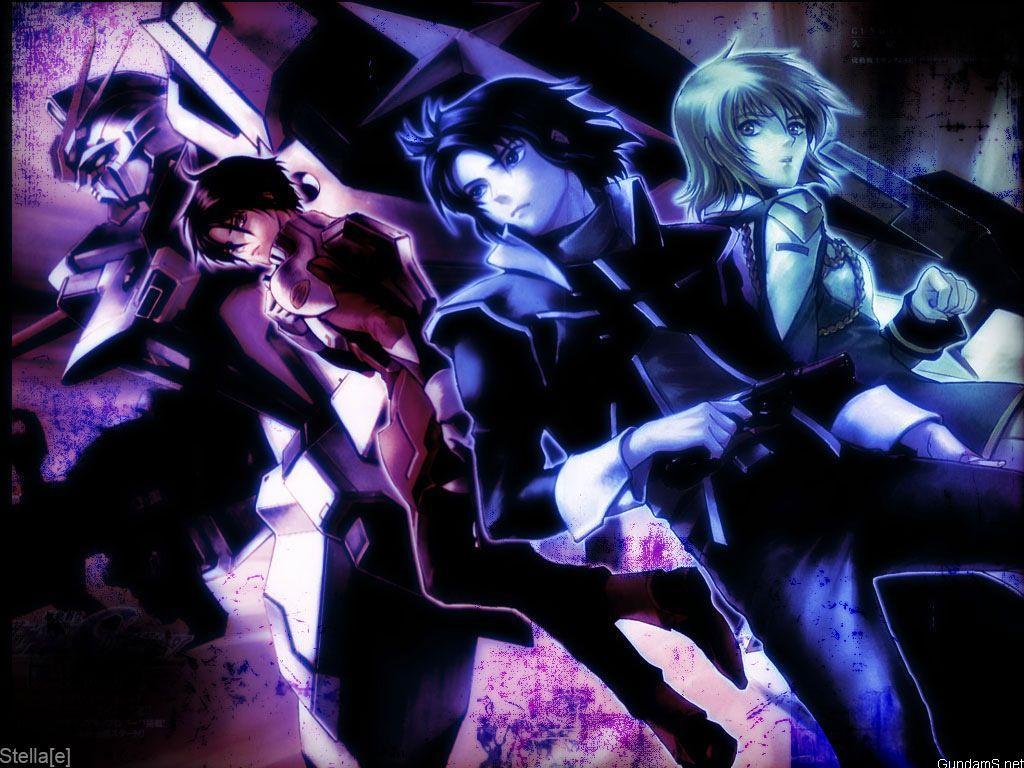 Gundam Seed Wallpapers Top Free Gundam Seed Backgrounds Wallpaperaccess