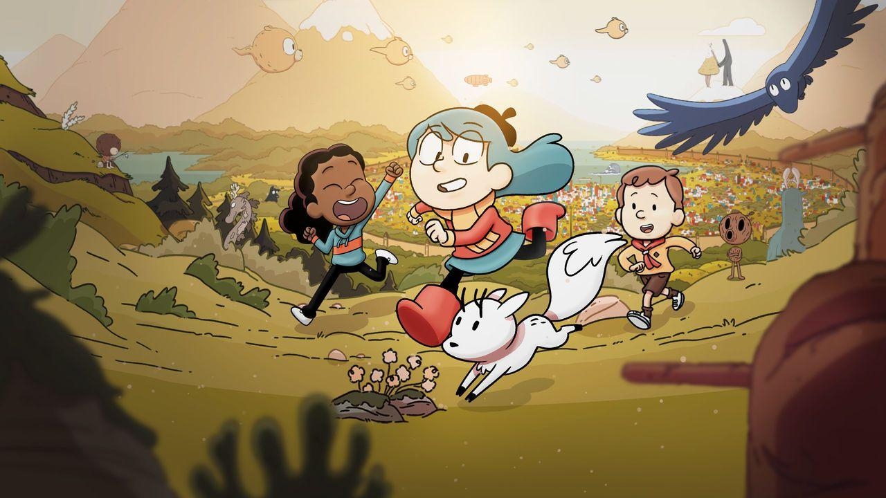 Hilda Wallpapers Top Free Hilda Backgrounds Wallpaperaccess