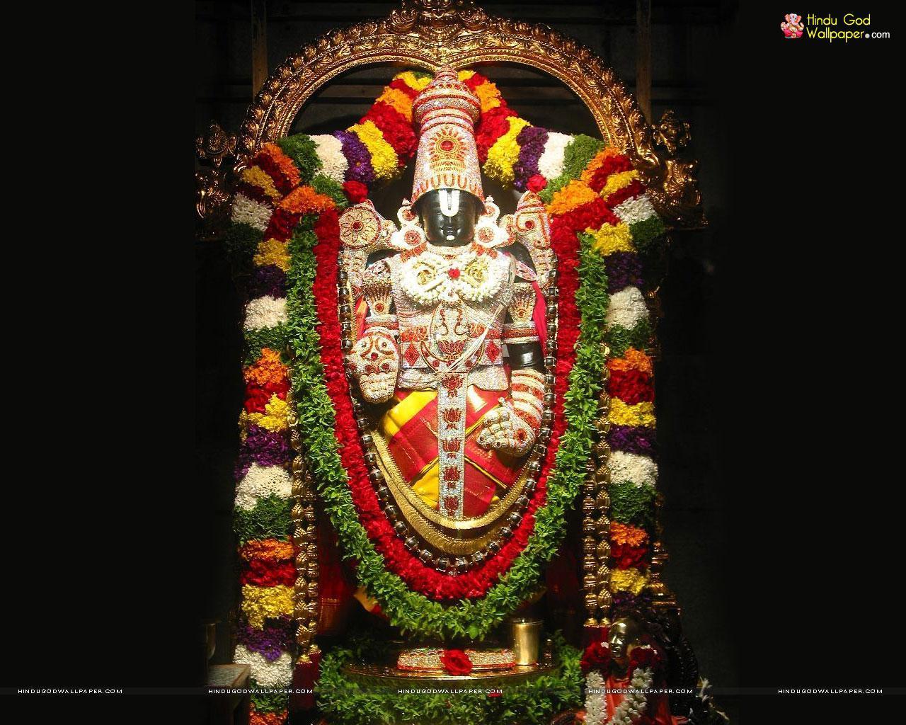 Tirupati Balaji Wallpapers Top Free Tirupati Balaji Backgrounds Wallpaperaccess