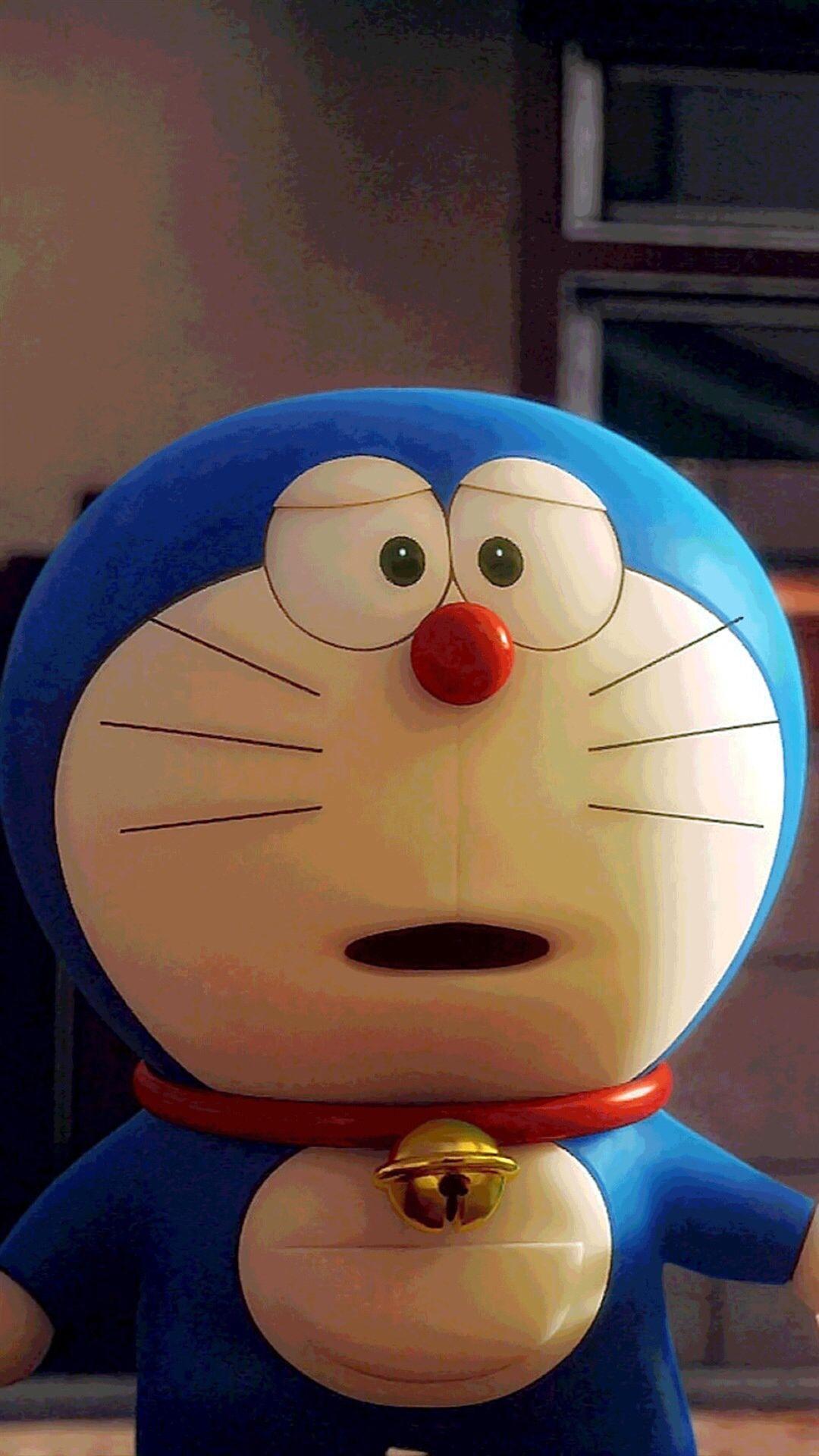 1080x1920 Dễ thương Doraemon Hoạt hình Hình nền iPhone 8 Tải xuống miễn phí
