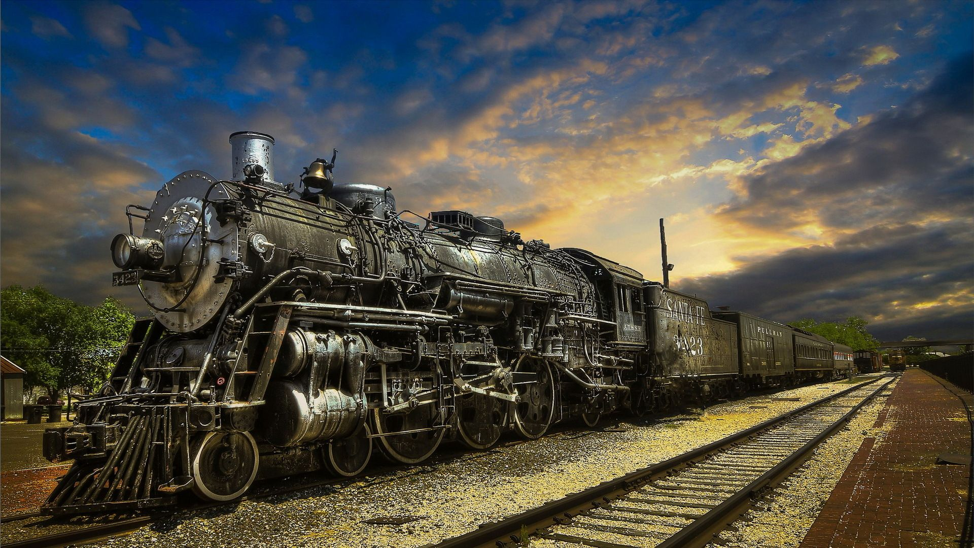 Steam Engine Wallpapers Top Free Steam Engine Backgrounds
