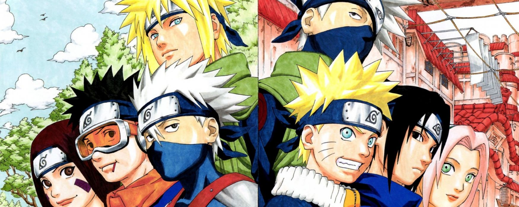 Naruto Dual Screen Wallpapers Top Free Naruto Dual Screen