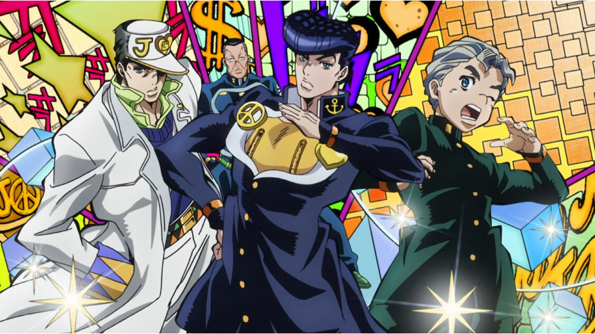 Diamond Is Unbreakable Wallpapers Top Free Diamond Is