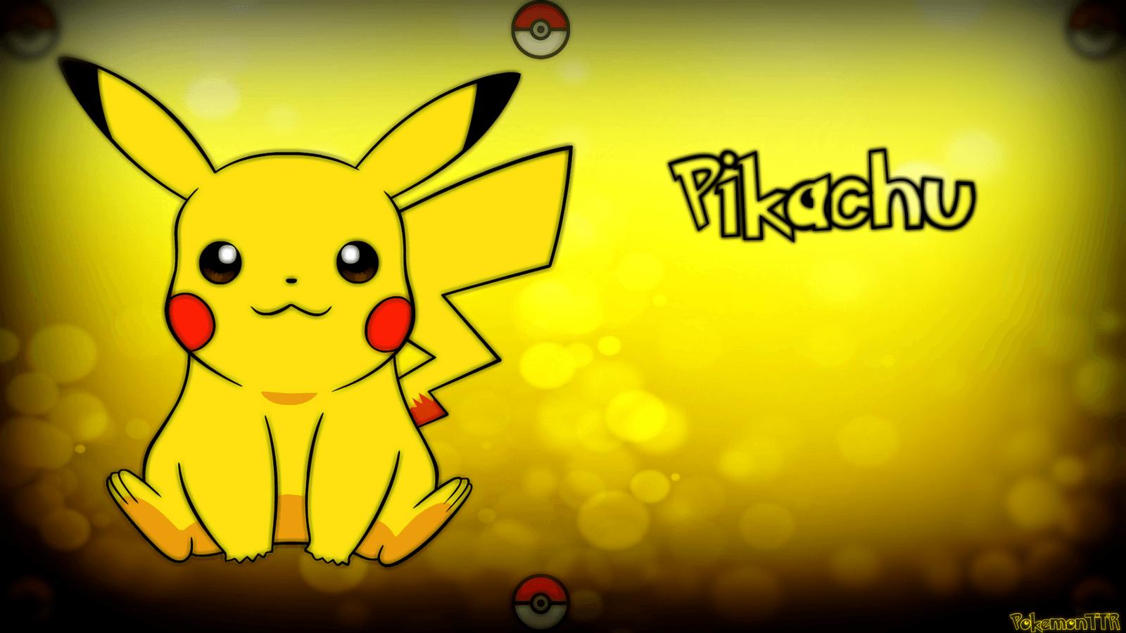 Pikachu Laptop Wallpapers Top Free Pikachu Laptop Backgrounds