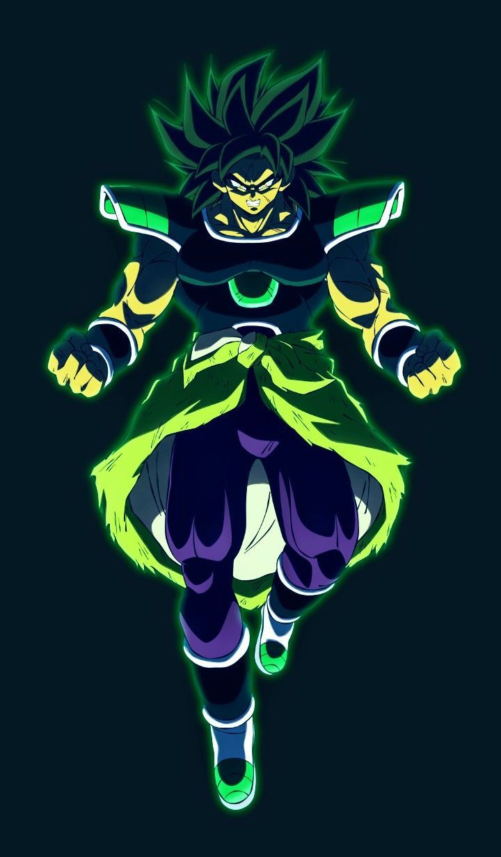 Broly Iphone Wallpapers Top Free Broly Iphone Backgrounds Wallpaperaccess