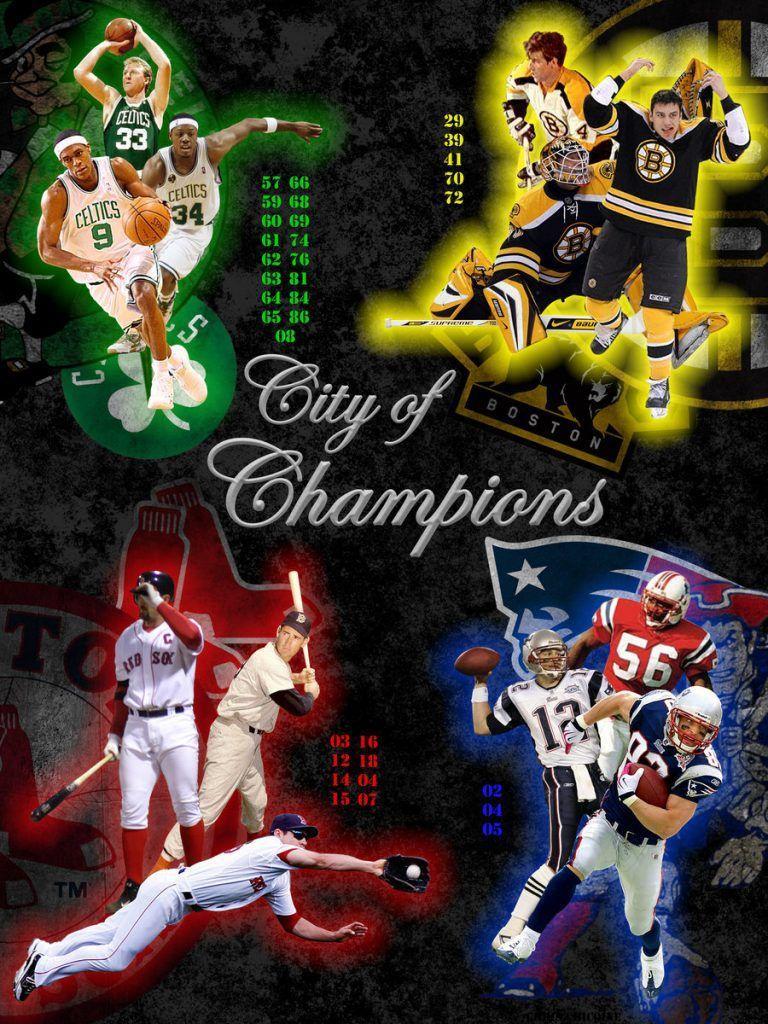 Celtics Patriots Red Sox Wallpaper Wwwtopsimagescom