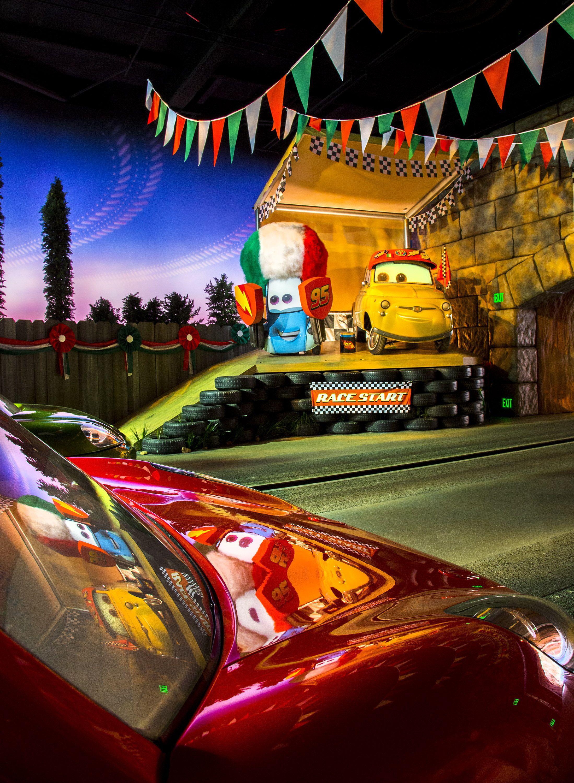 Radiator Springs Wallpapers Top Free Radiator Springs Backgrounds Wallpaperaccess