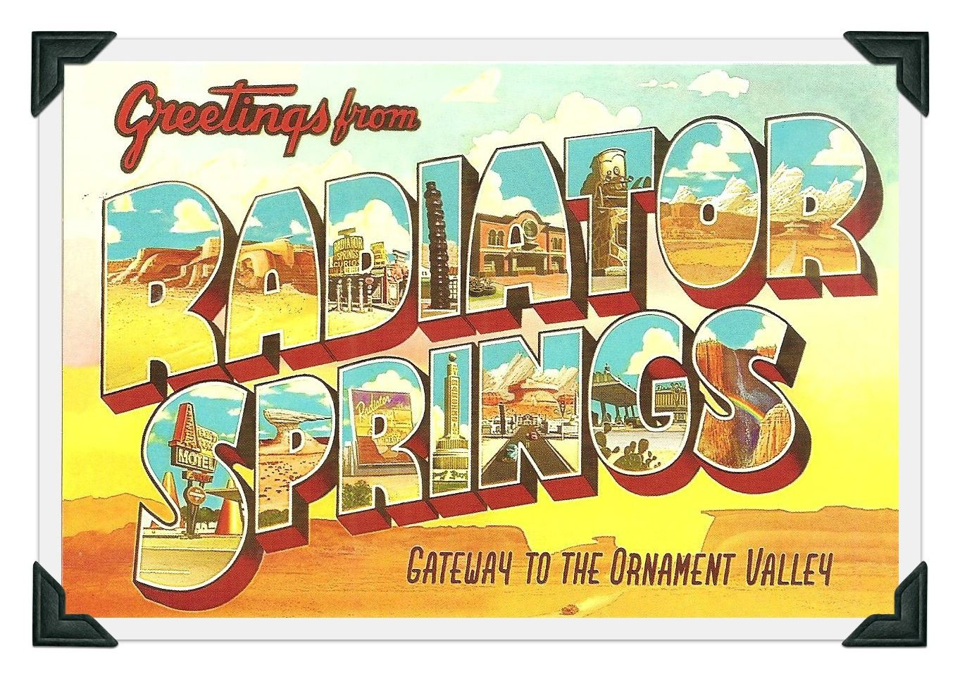 Radiator Springs Wallpapers - Top Free Radiator Springs ...