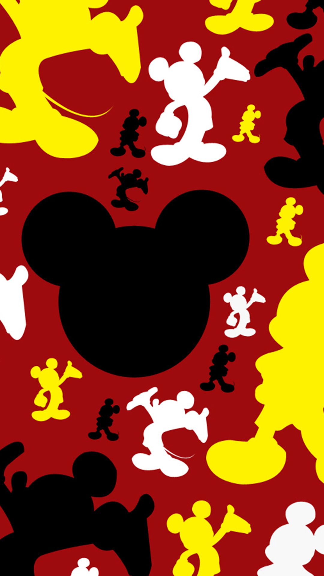 Mickey Mouse Iphone Wallpapers Top Free Mickey Mouse Iphone Backgrounds Wallpaperaccess