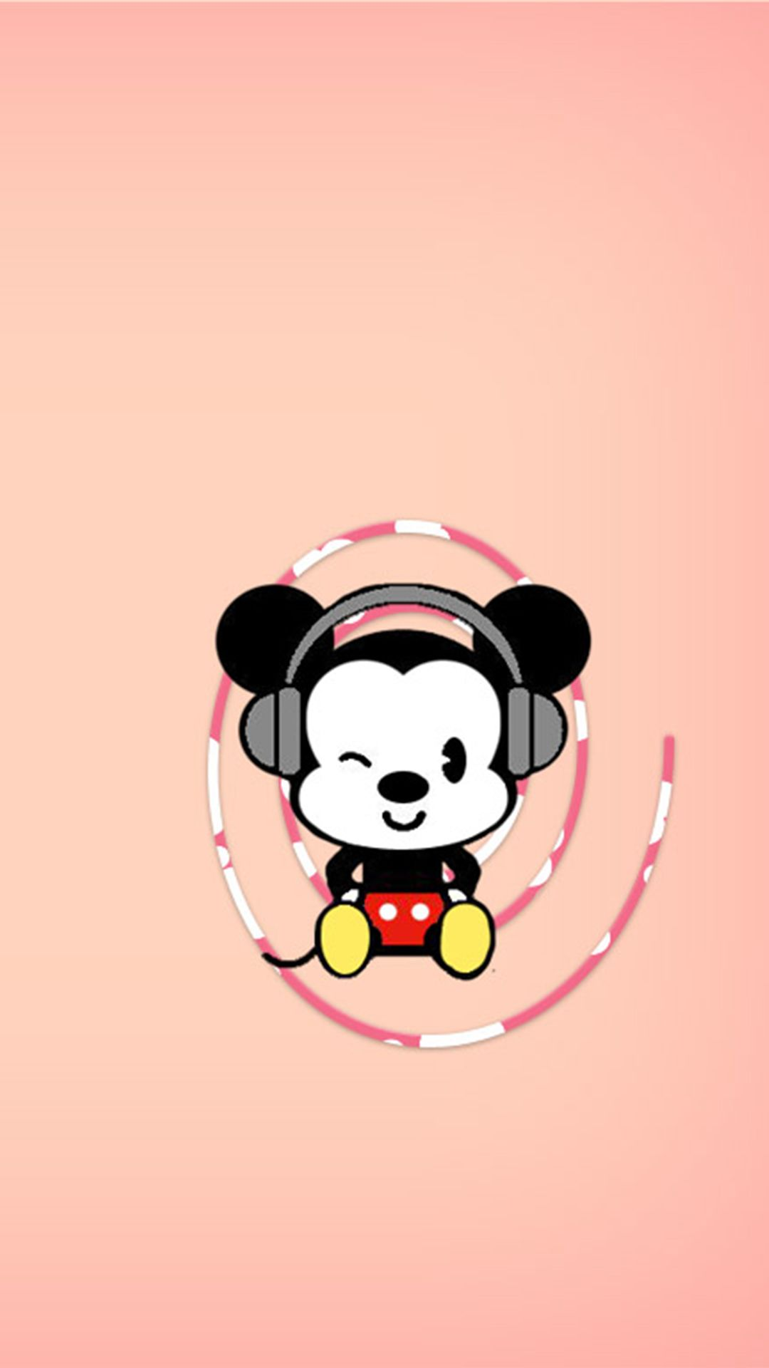 Home Screen Iphone 6 Mickey Mouse Wallpaper