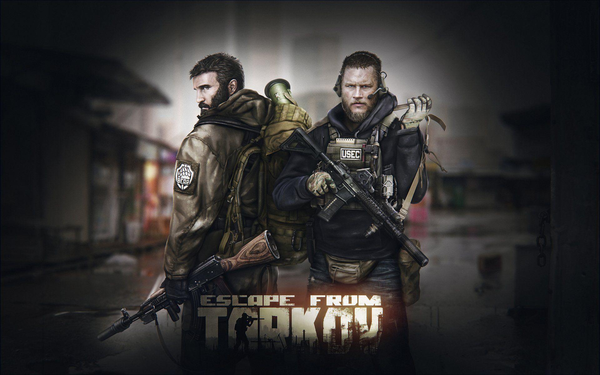 Escape From Tarkov Wallpapers Top Free Escape From Tarkov