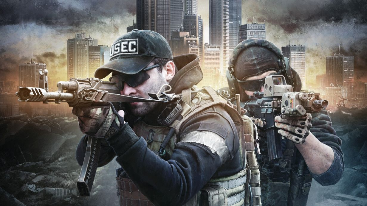 Escape From Tarkov Wallpapers Top Free Escape From Tarkov Backgrounds Wallpaperaccess