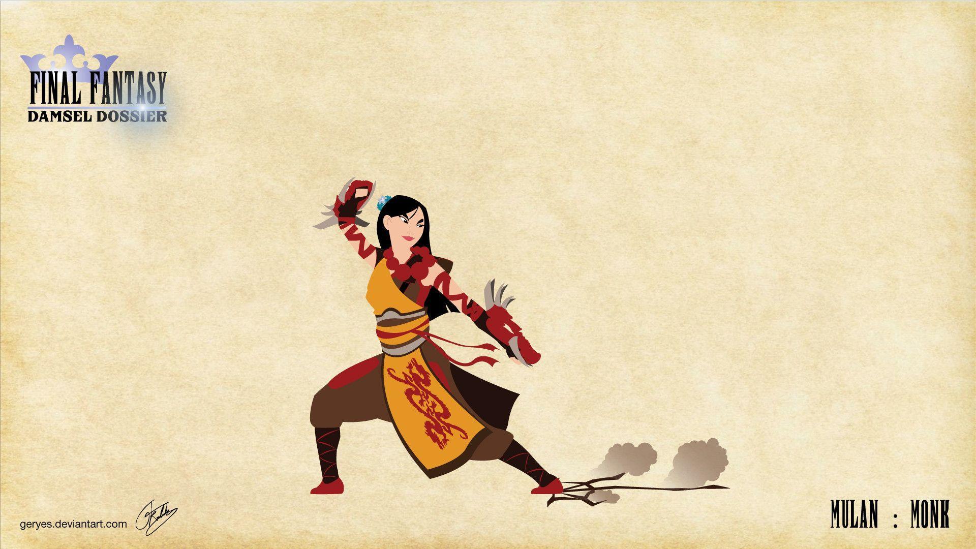 Mulan Minimalist Wallpapers Top Free Mulan Minimalist Backgrounds Wallpaperaccess