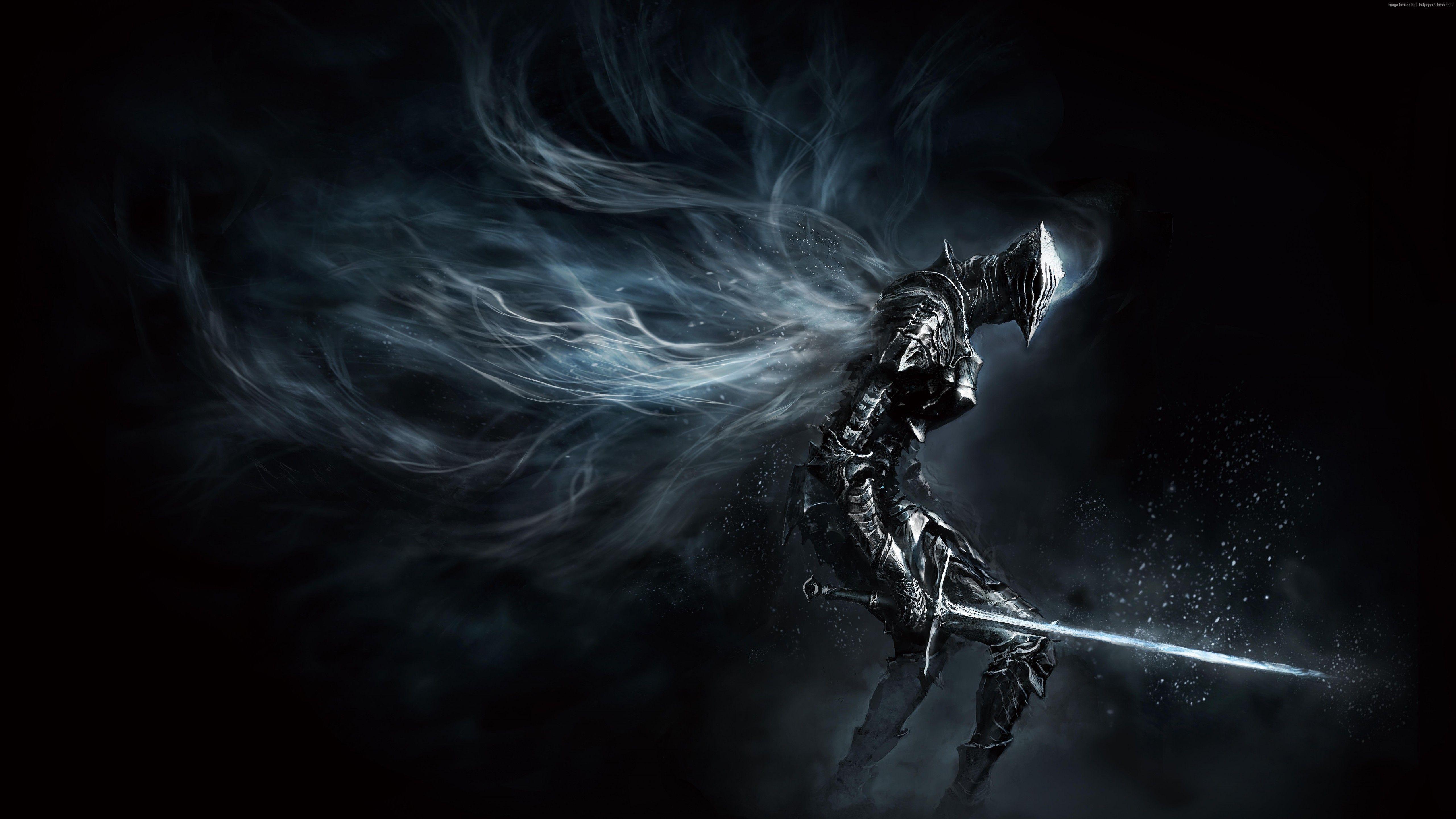 5120x2880 Dark Souls Trò chơi hay nhất Fantasy Pc Xbox One 4k Hình nền