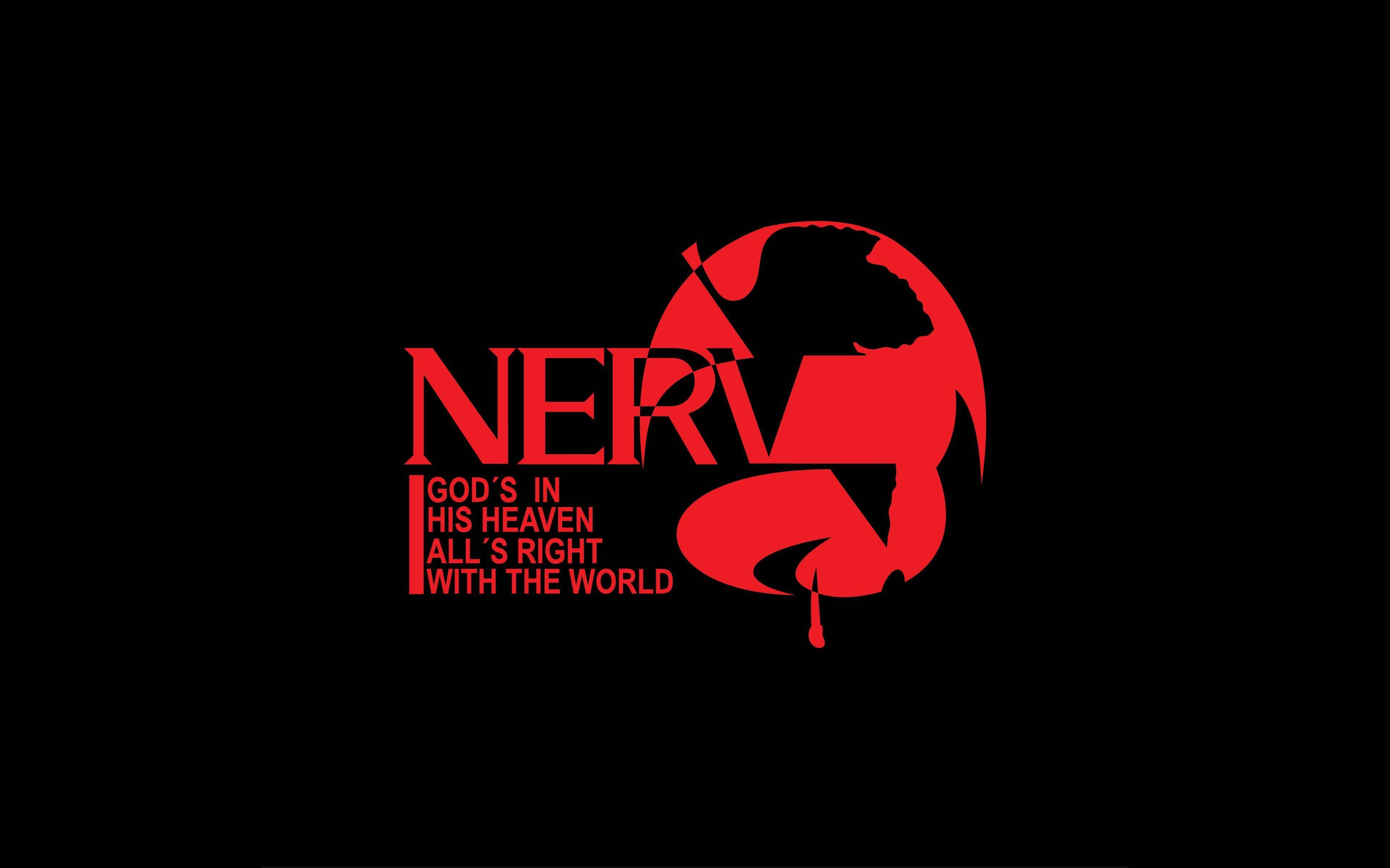 Nerv Wallpapers Top Free Nerv Backgrounds Wallpaperaccess