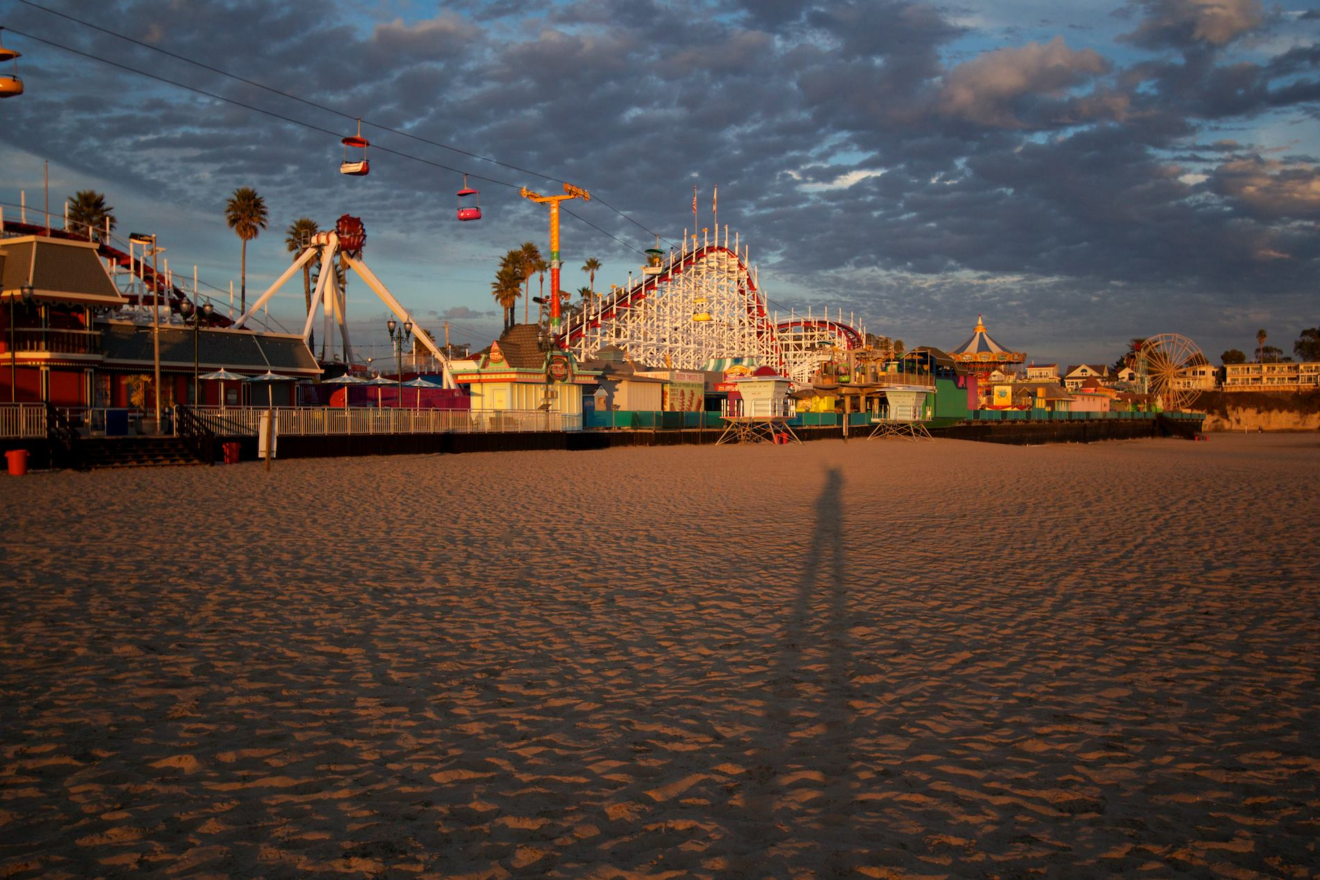 Santa Cruz Beach Boardwalk Wallpapers Top Free Santa Cruz