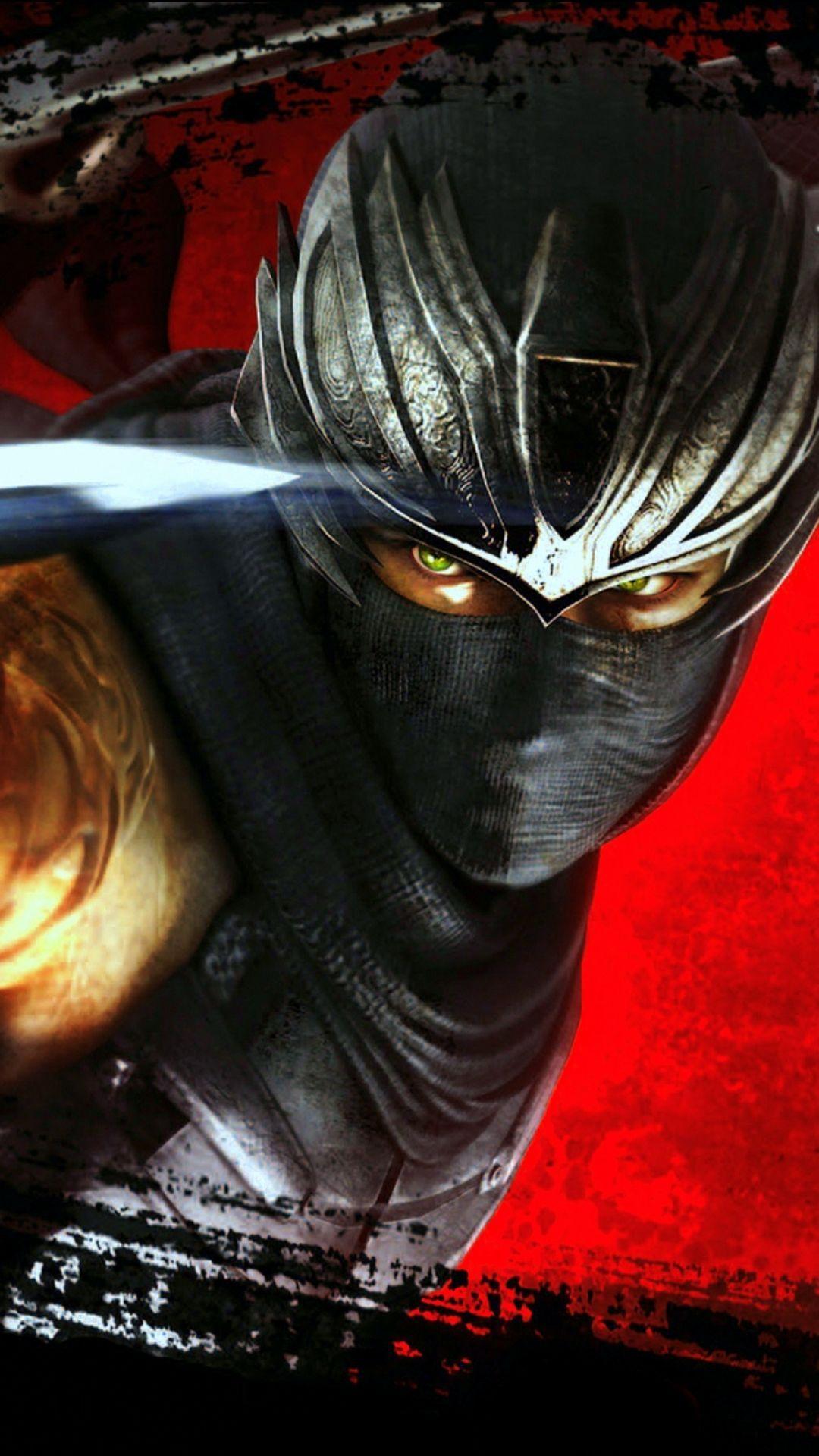 Game Ninja Gaiden Wallpaper: Ninja IPhone Wallpapers