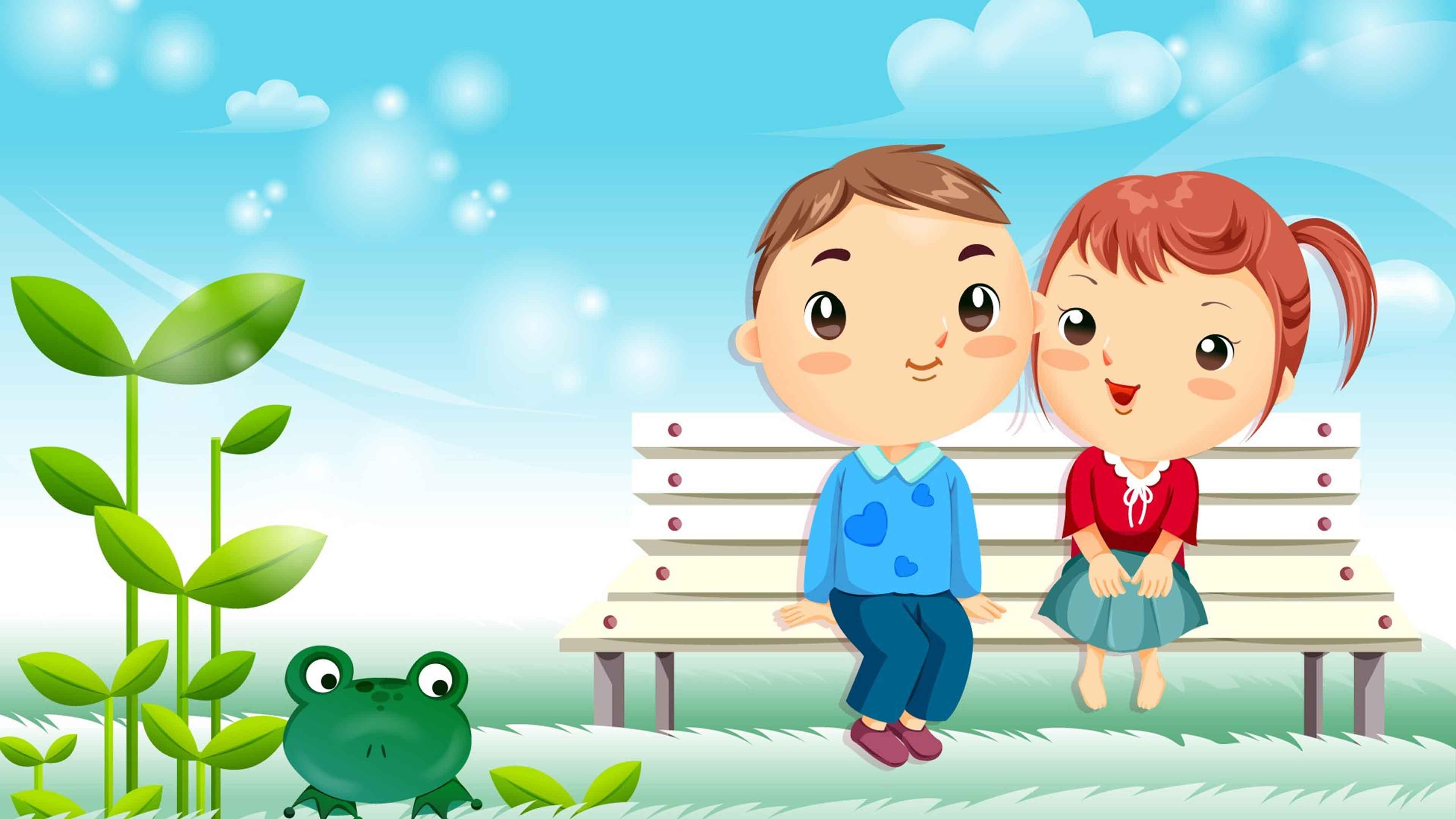 63 Best Free Cute Cartoon Wallpapers Wallpaperaccess