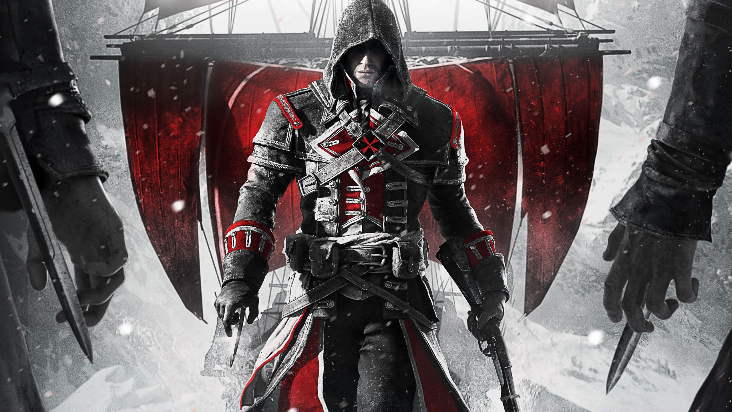 Assassin S Creed Rogue Wallpapers Top Free Assassin S Creed