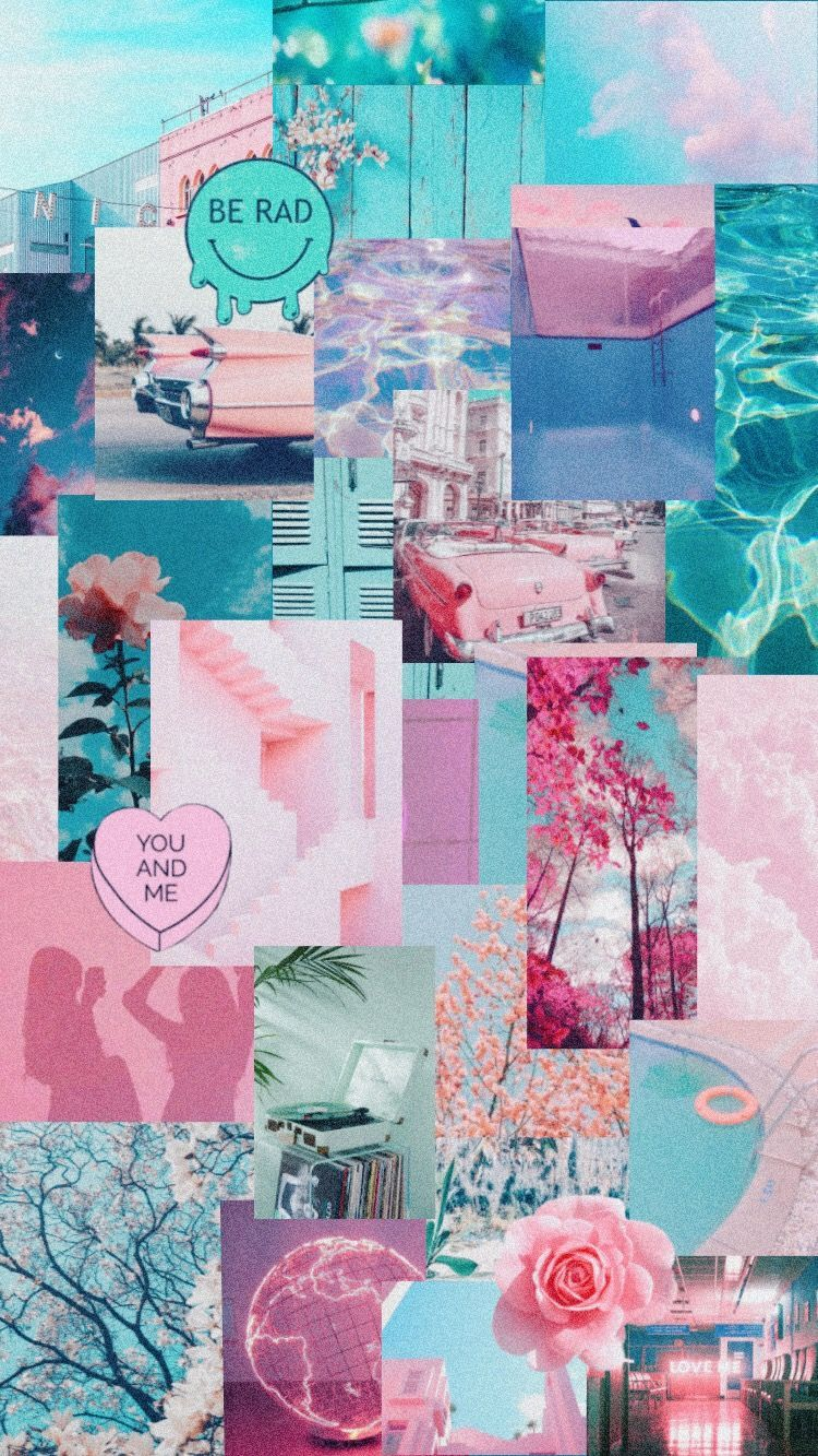 Pink And Blue Aesthetic Wallpapers Top Free Pink And Blue Aesthetic Backgrounds Wallpaperaccess