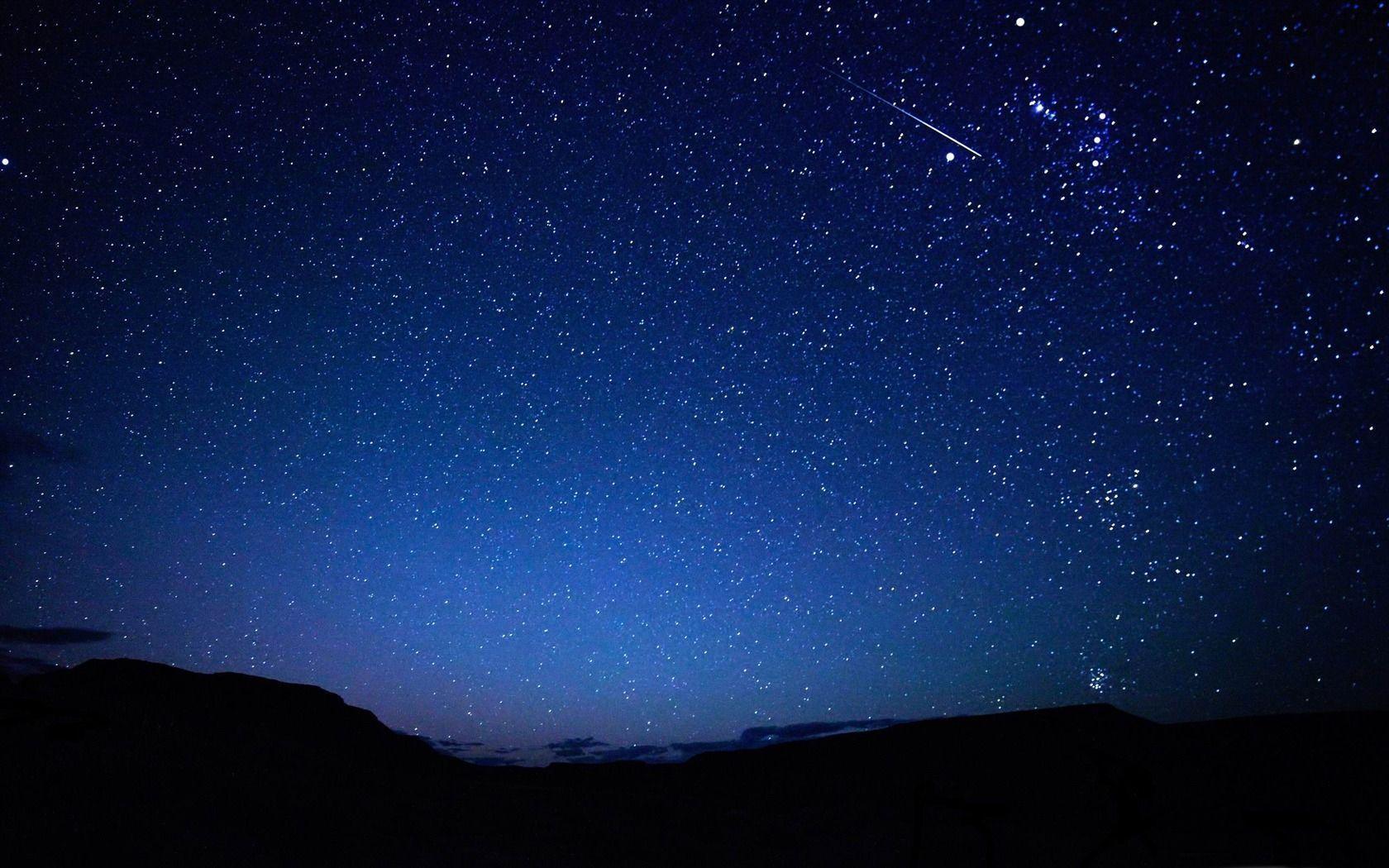 Night Sky Stars Wallpapers Top Free Night Sky Stars Backgrounds