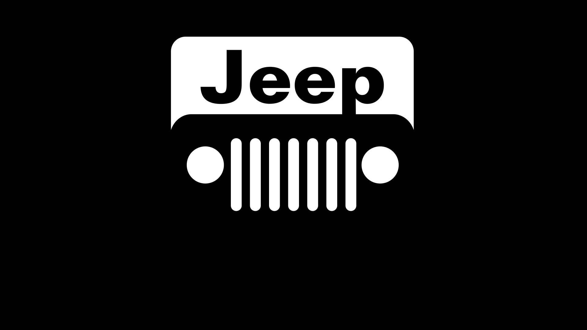 Desktop Background Jeep Logo Wallpaper