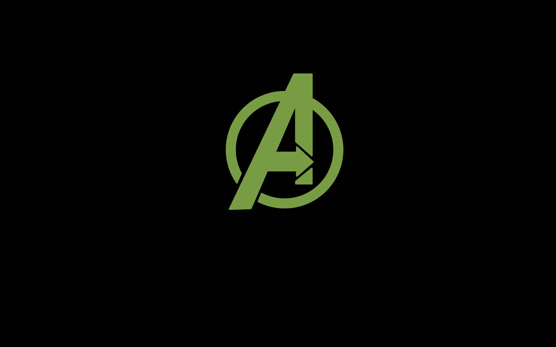 Avengers Logo Wallpapers - Top Free ...