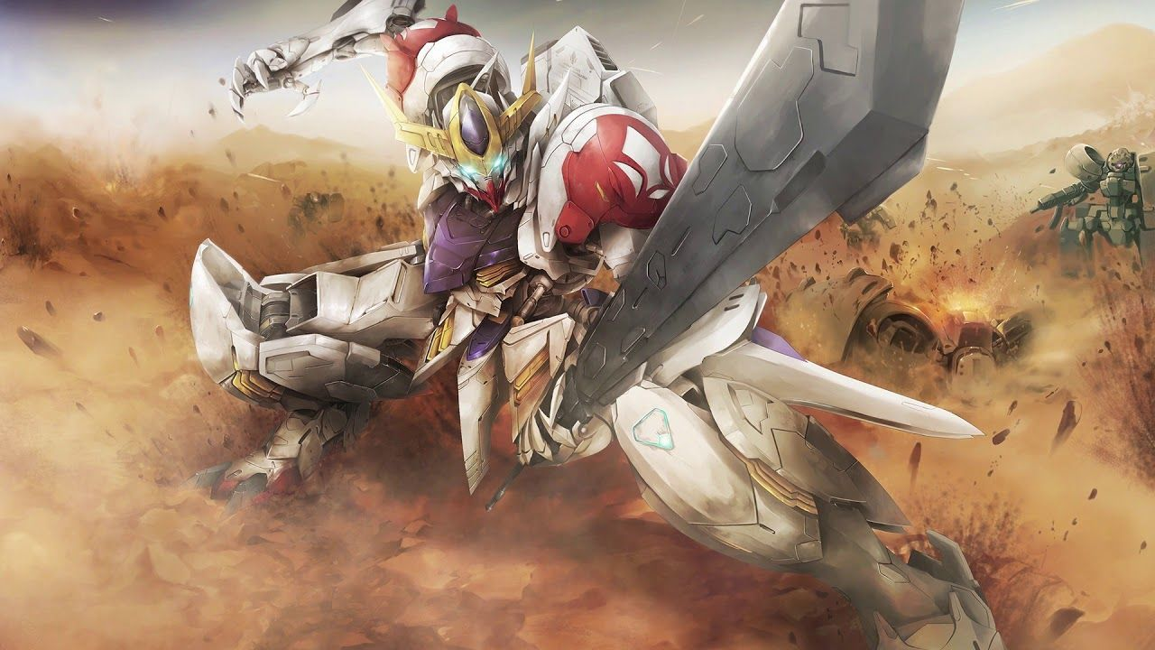Barbatos Wallpapers Top Free Barbatos Backgrounds Wallpaperaccess