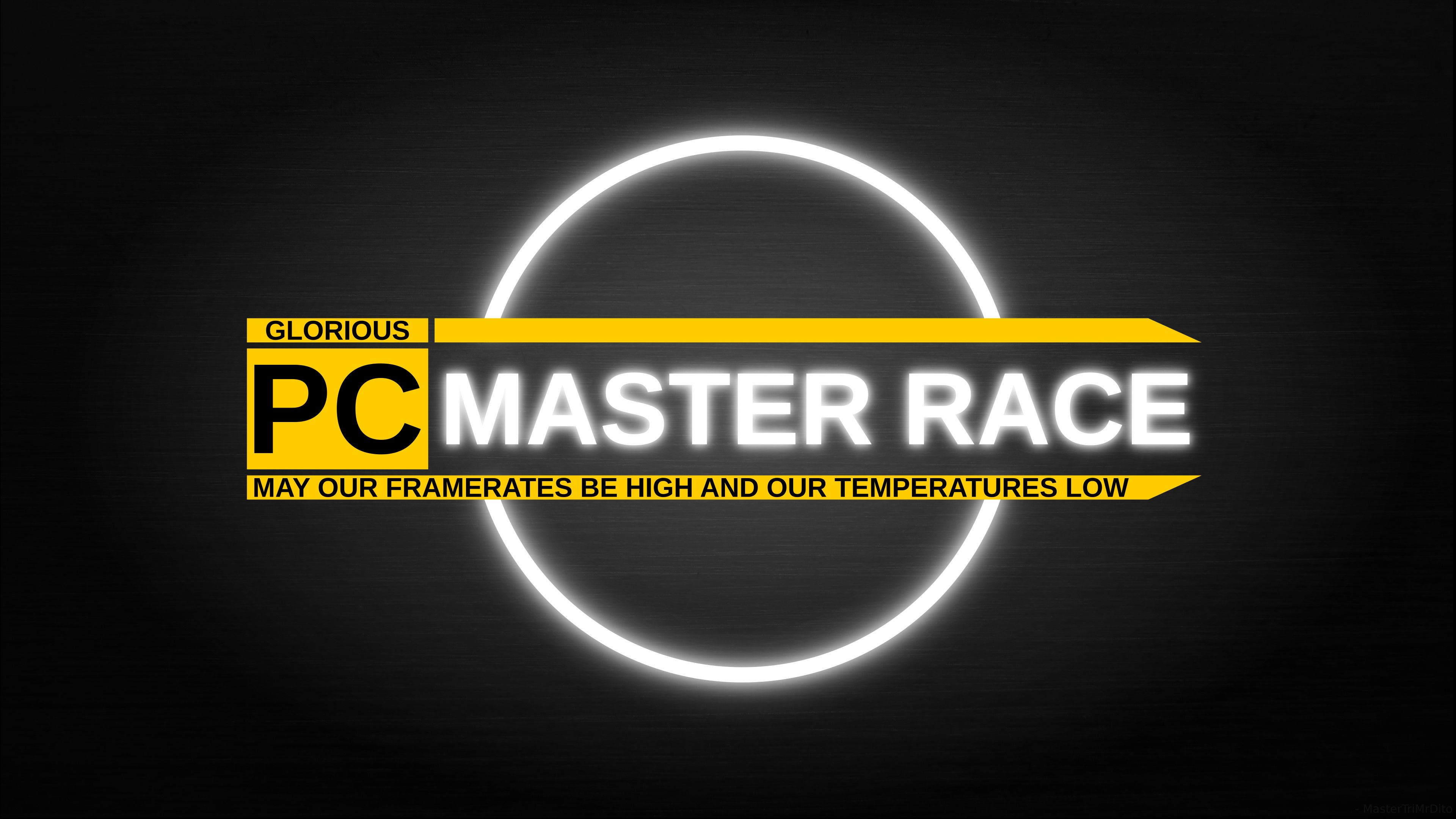 Pc Master Race Wallpapers Top Free Pc Master Race Backgrounds