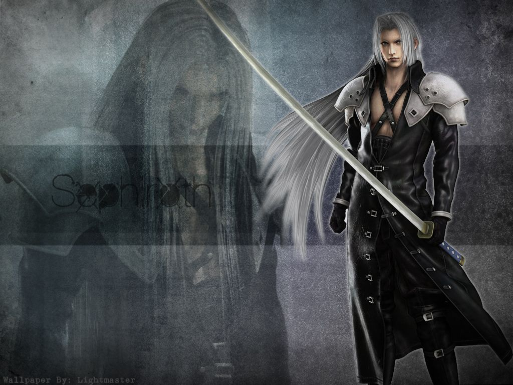Sephiroth Wallpapers - Top Free