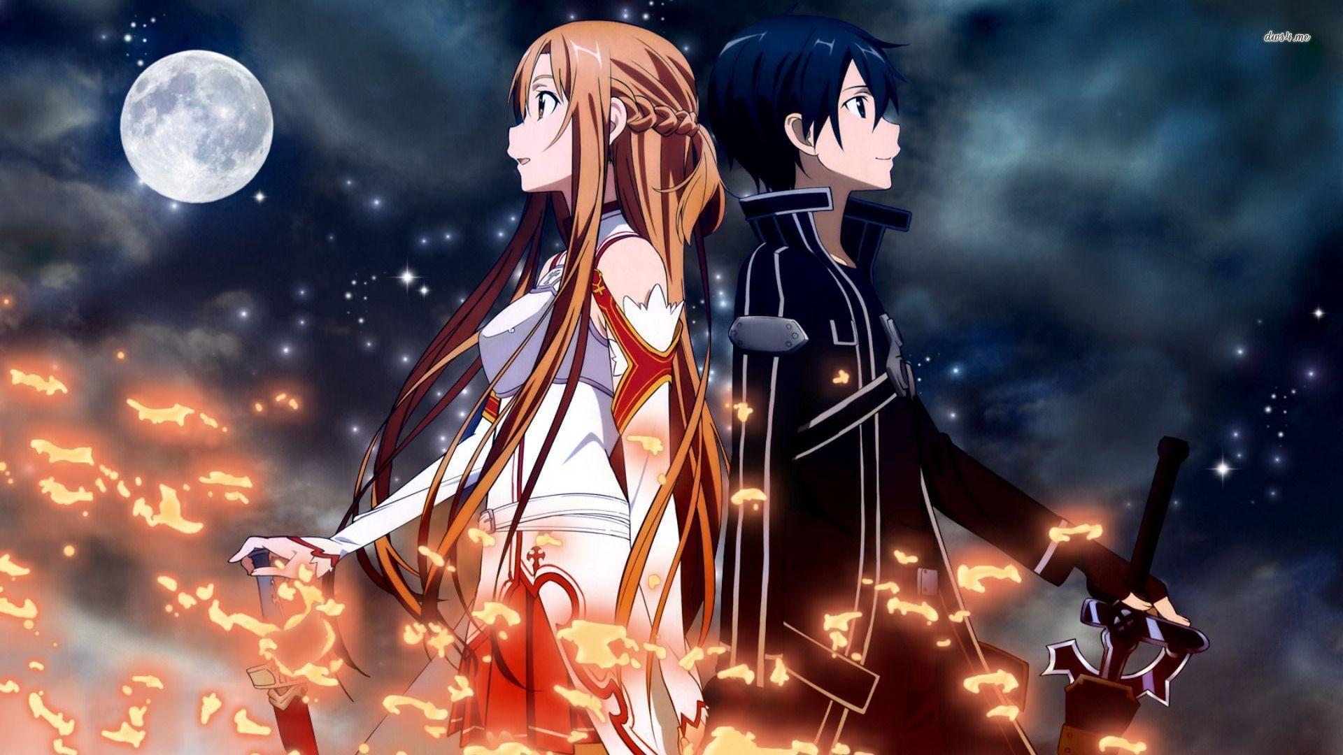 Sword Art Online: Neue Figuren von Kirito und Asuna