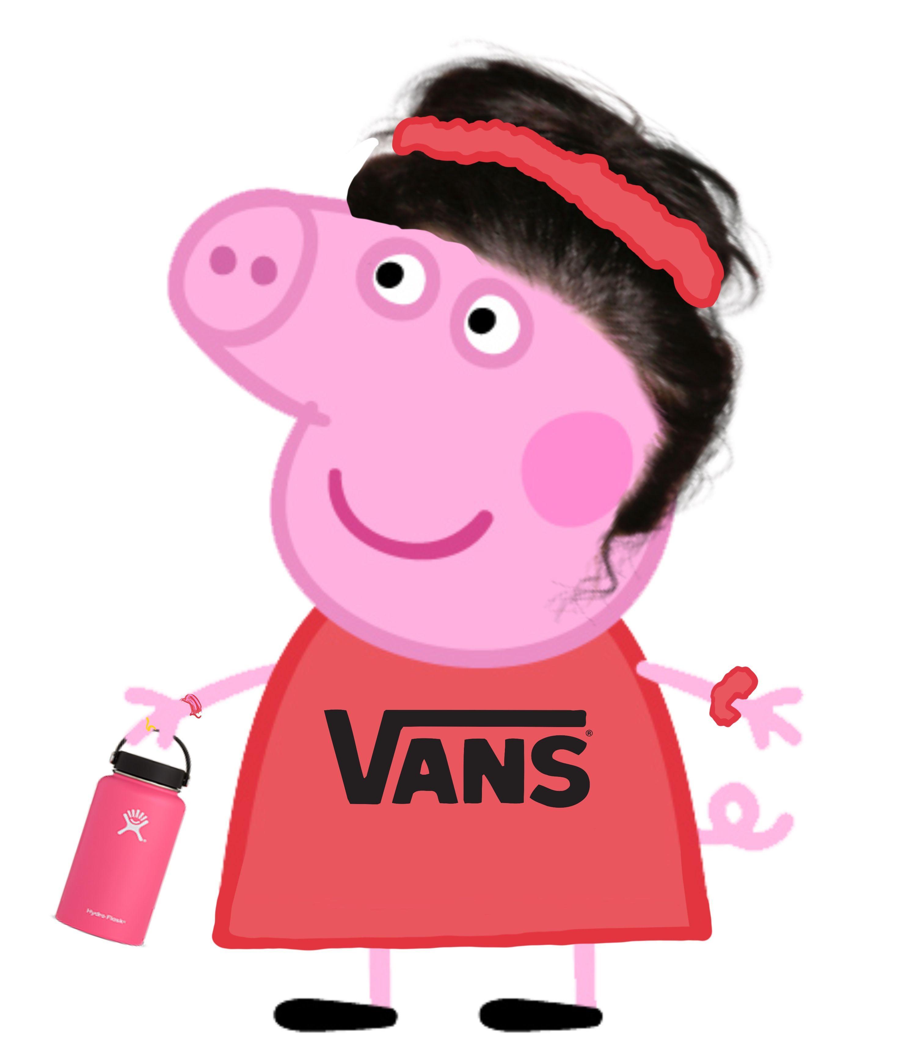 Peppa Pig Vsco Girl Wallpapers Top Free Peppa Pig Vsco Girl