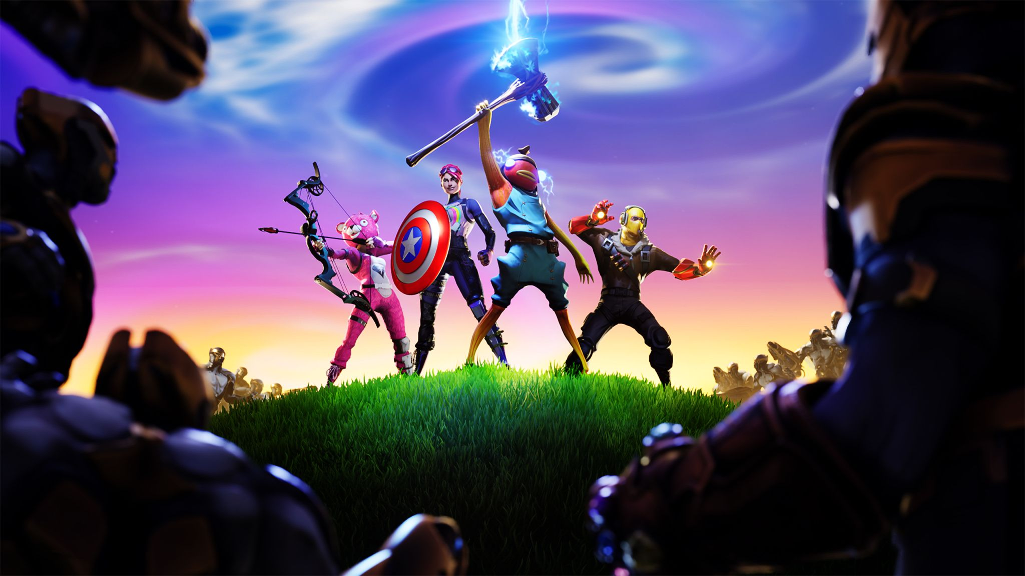 Fortnite 2048x1152 Wallpapers Top Free Fortnite 2048x1152 Backgrounds Wallpaperaccess
