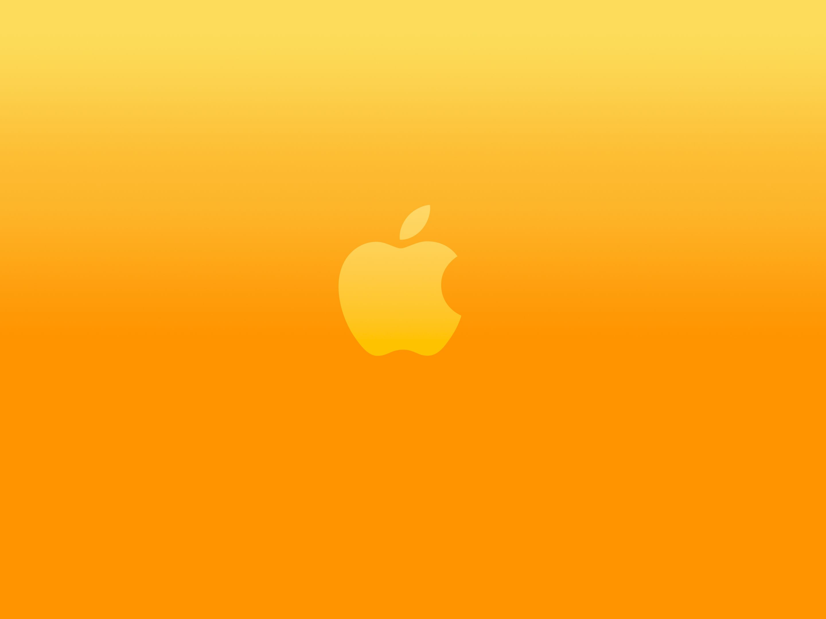 Gold Apple Logo Wallpapers - Top Free Gold Apple Logo Backgrounds