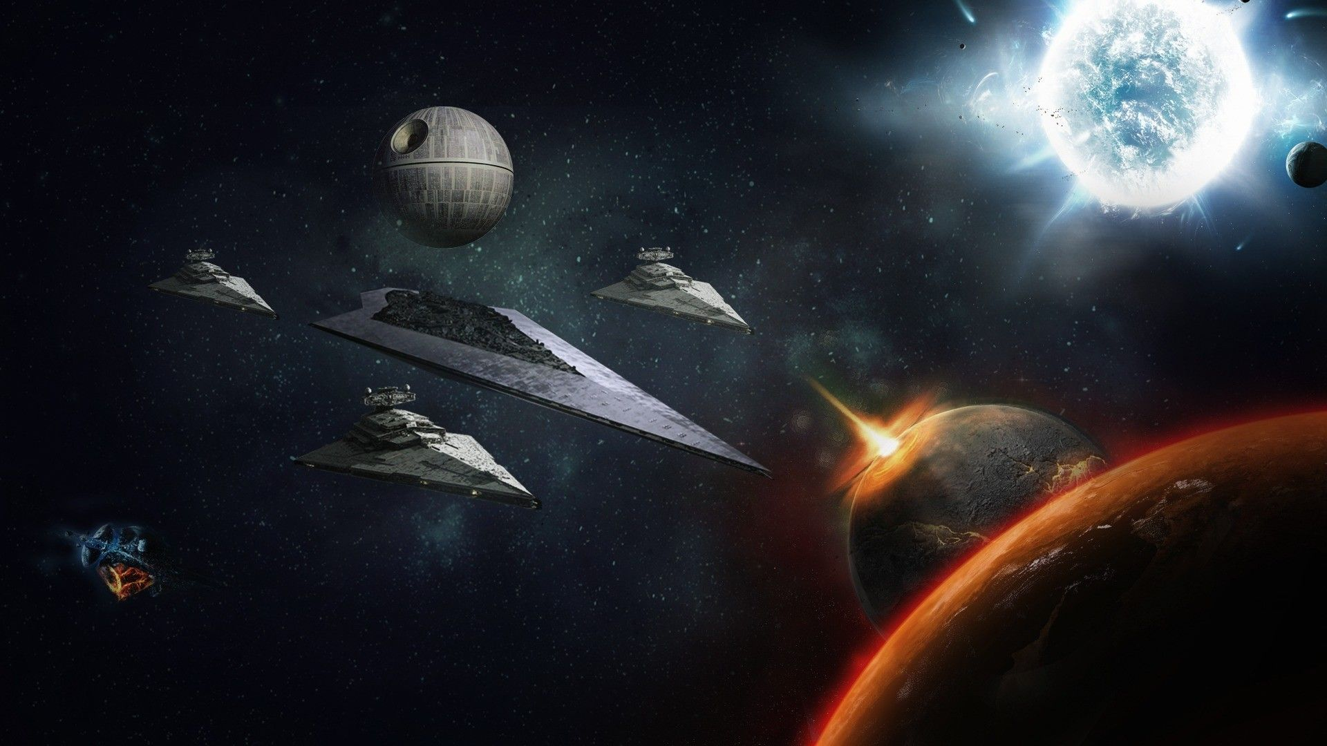 Star Wars Planet Wallpapers Top Free Star Wars Planet
