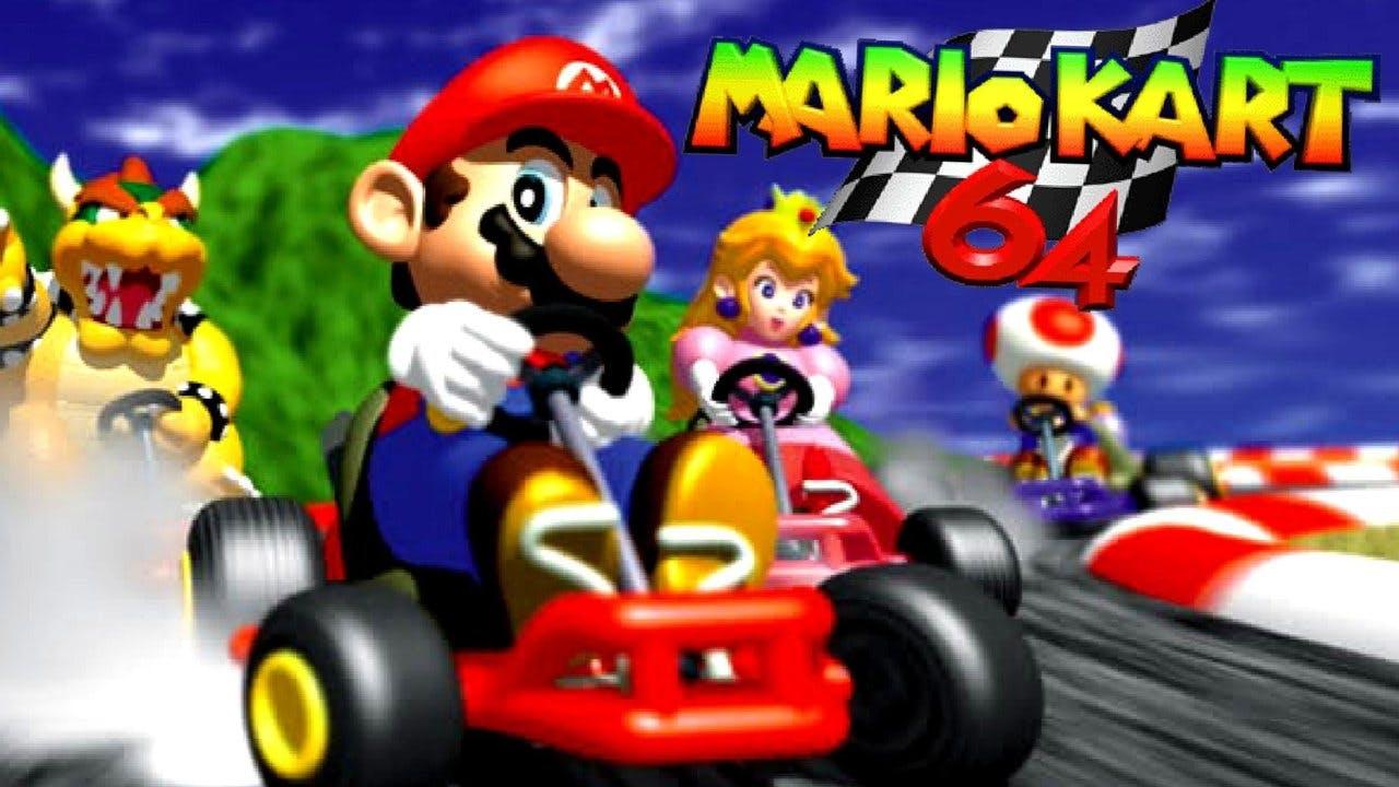 Mario Kart 64 Wallpapers - Top Free Mario Kart 64 Backgrounds -  WallpaperAccess