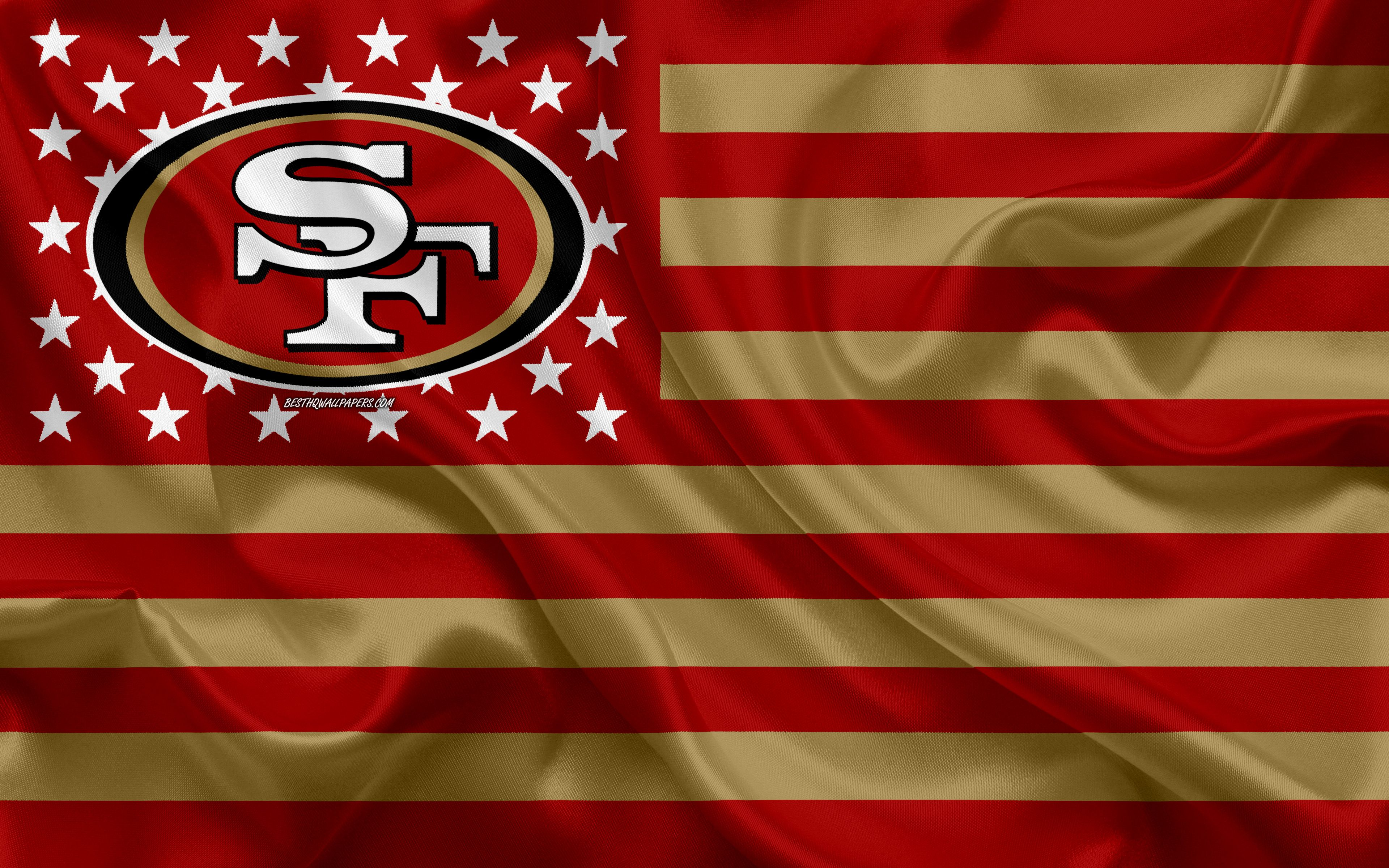 49ers Wallpapers Top Free 49ers Backgrounds Wallpaperaccess
