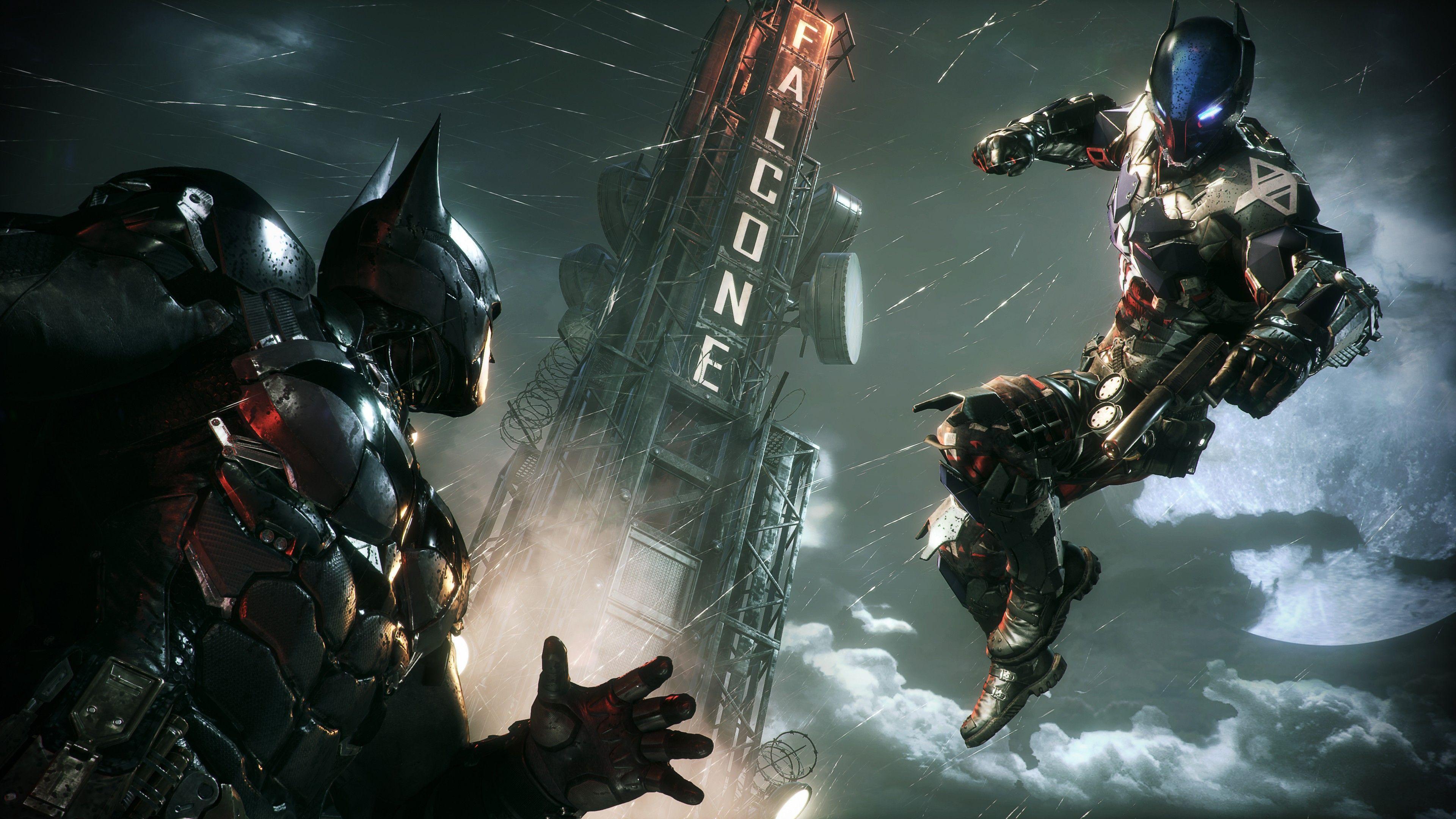 Batman Arkham Knight 4k Wallpapers Top Free Batman Arkham Knight