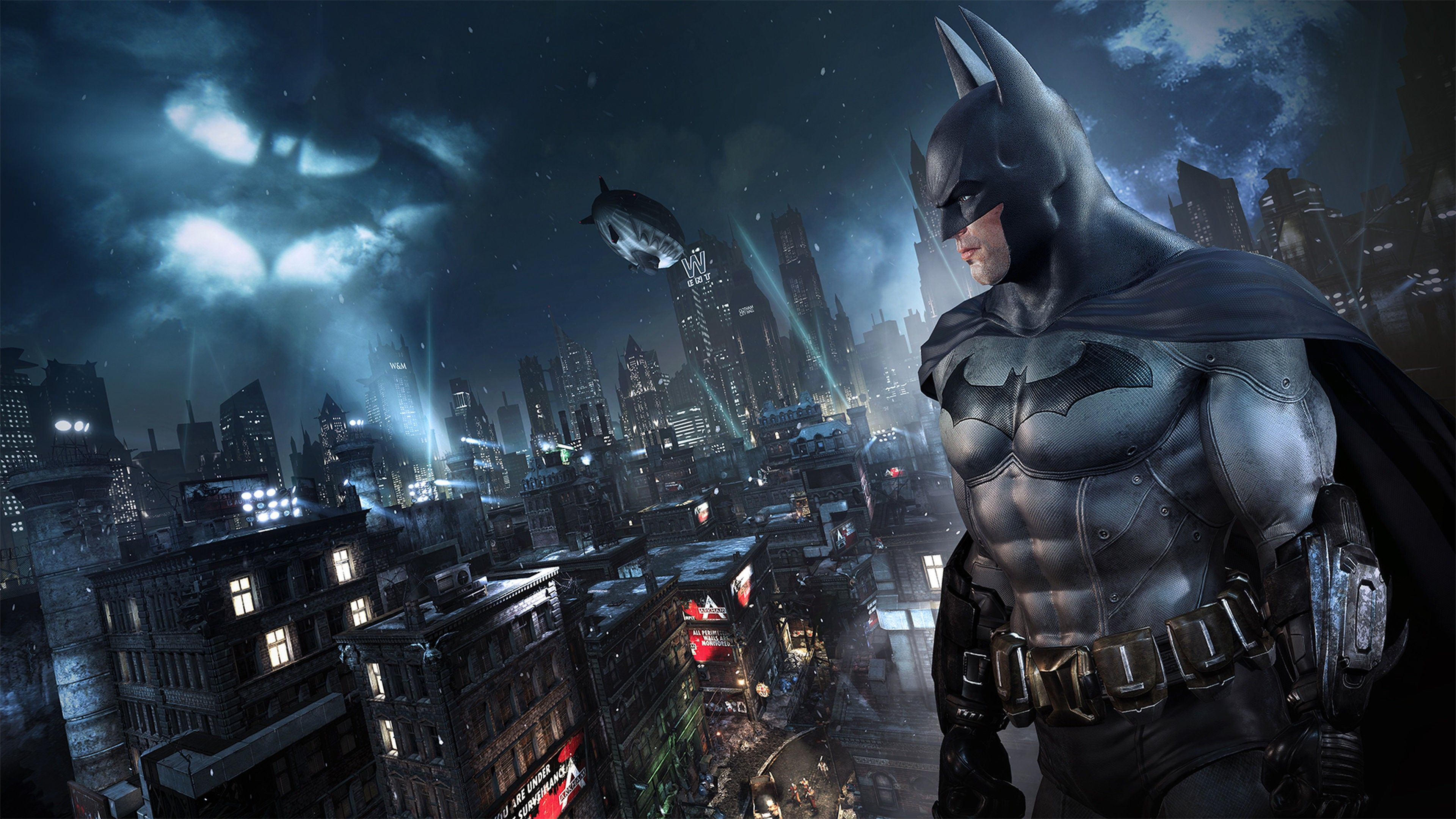 Batman Arkham Knight 4k Wallpapers Top Free Batman Arkham Knight
