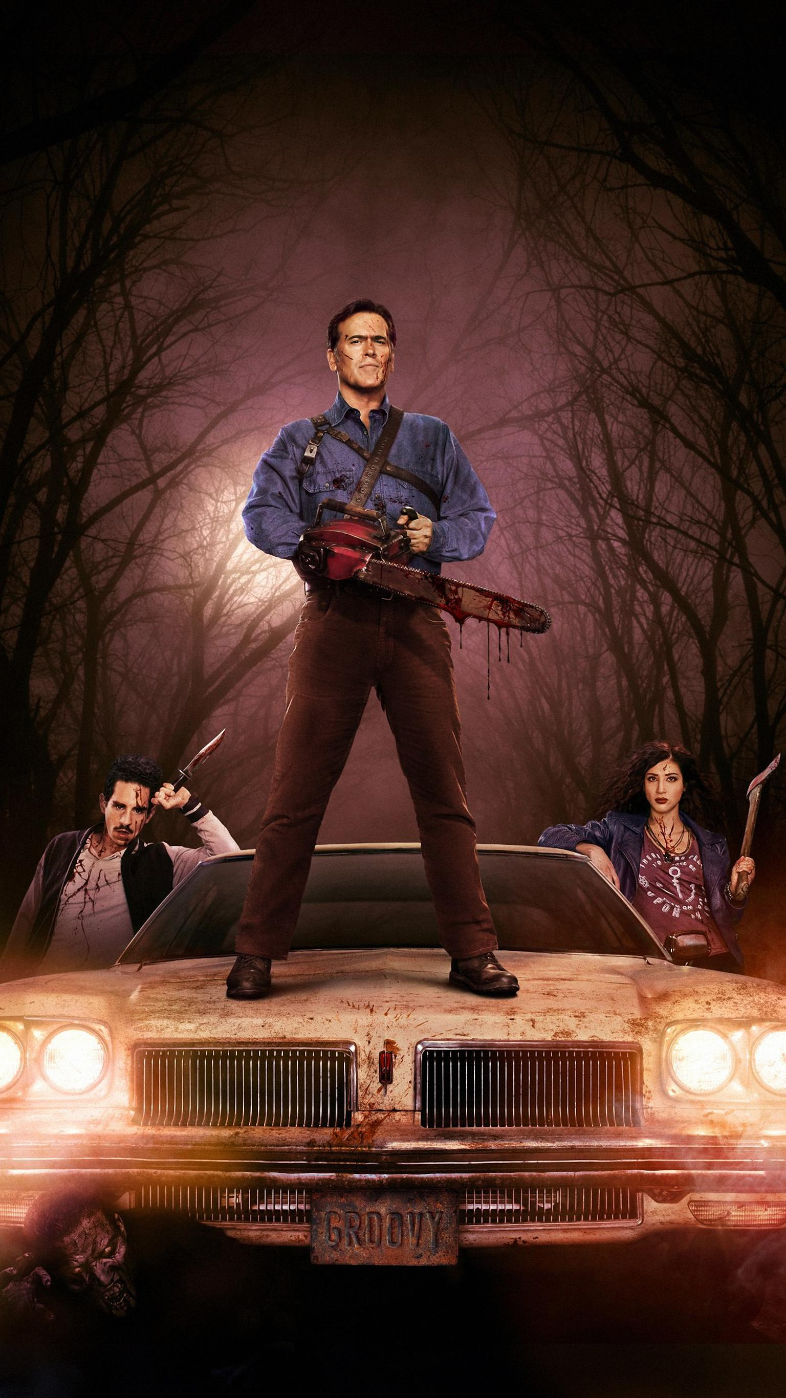 Ash Williams Wallpapers Top Free Ash Williams Backgrounds Wallpaperaccess