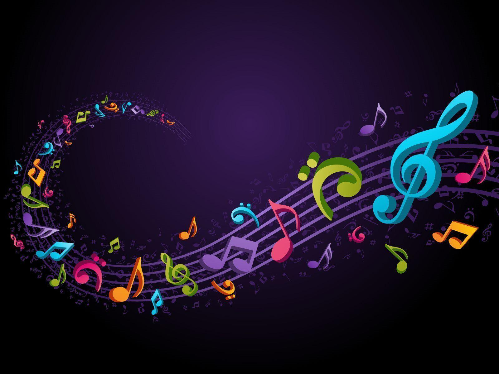 Musical Notes Wallpapers Top Free Musical Notes Backgrounds