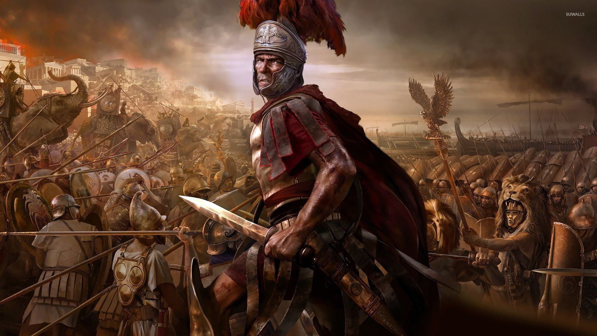 Rome 2 Total War Wallpapers Top Free Rome 2 Total War