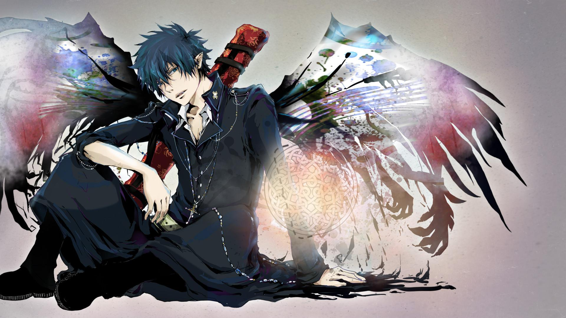 Ao No Exorcist Wallpapers Top Free Ao No Exorcist Backgrounds