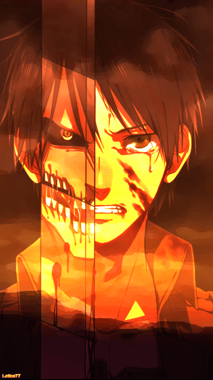 Attack On Titan Iphone Wallpapers Top Free Attack On Titan
