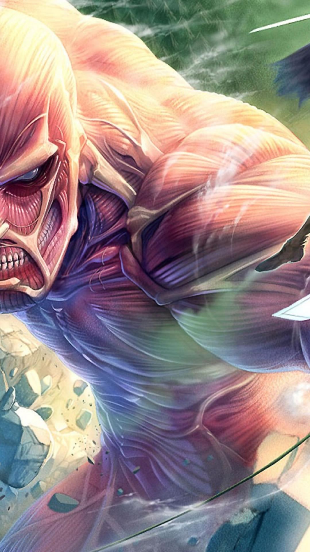 5800 Koleksi Wallpaper Hp Attack On Titan Hd Gratis Terbaru