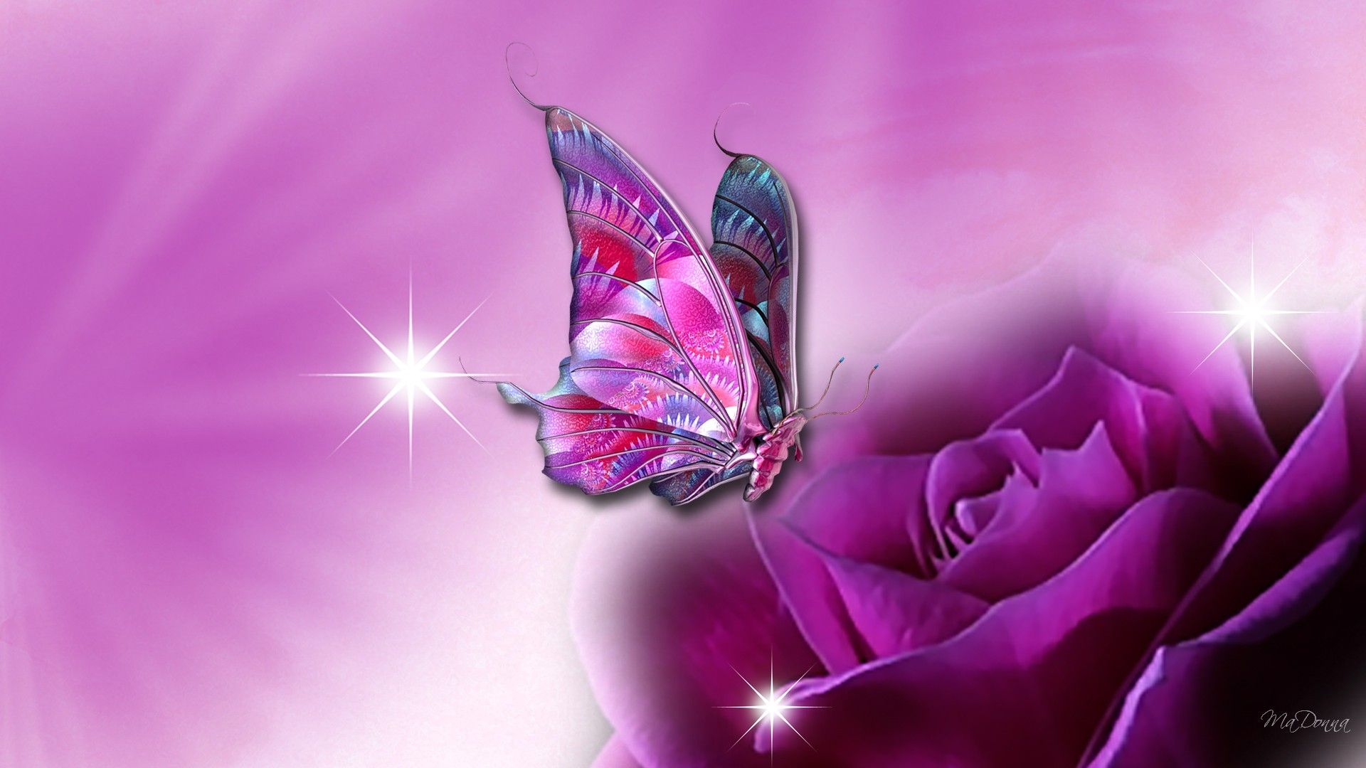 71 Best Free Animated Butterfly Wallpapers
